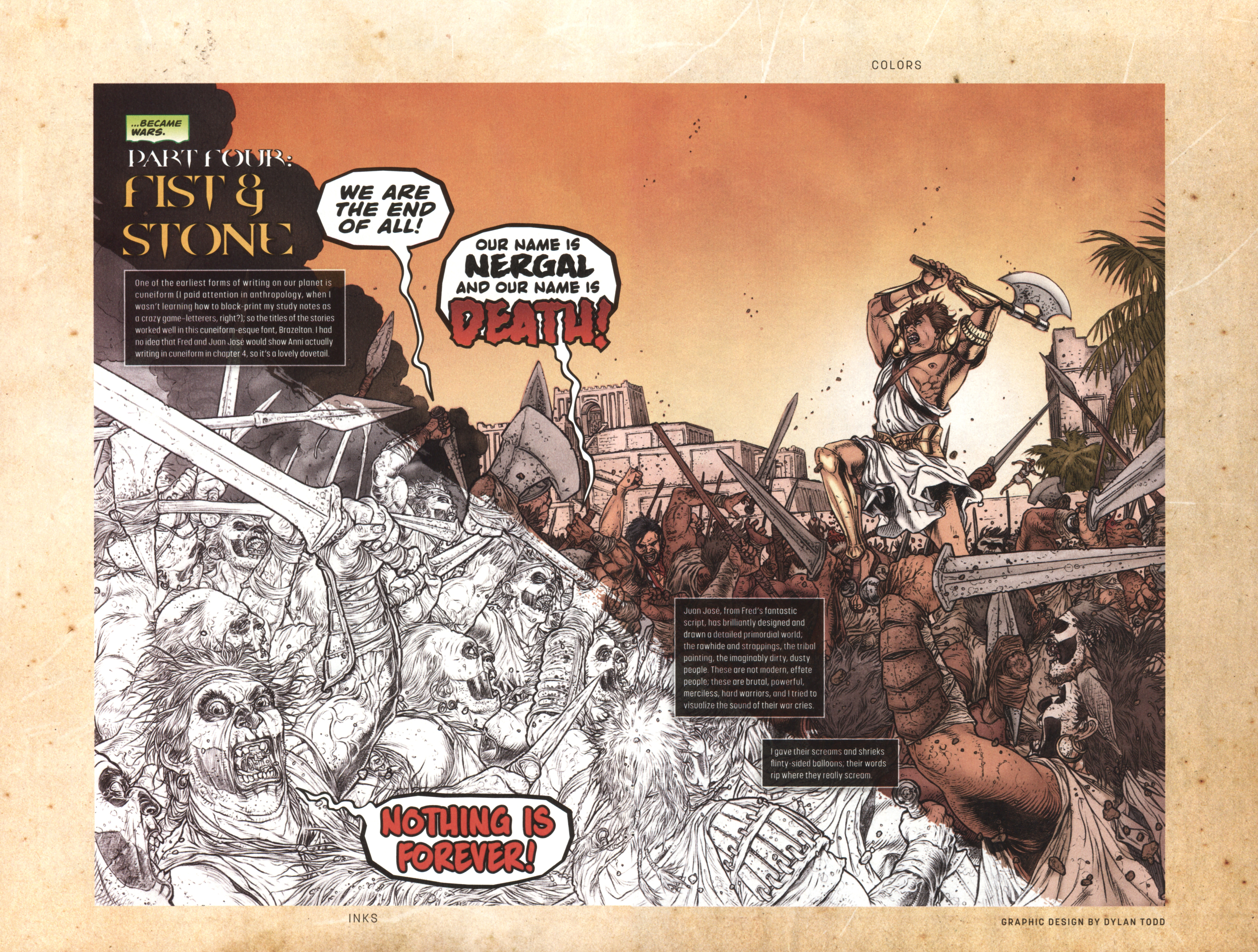Read online Book of Death: Legends of the Geomancer comic -  Issue #4 - 23