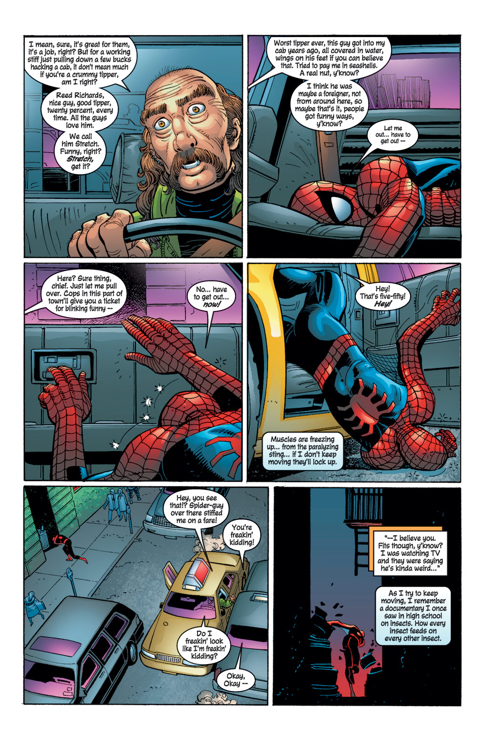 The Amazing Spider-Man (1999) 47 Page 20