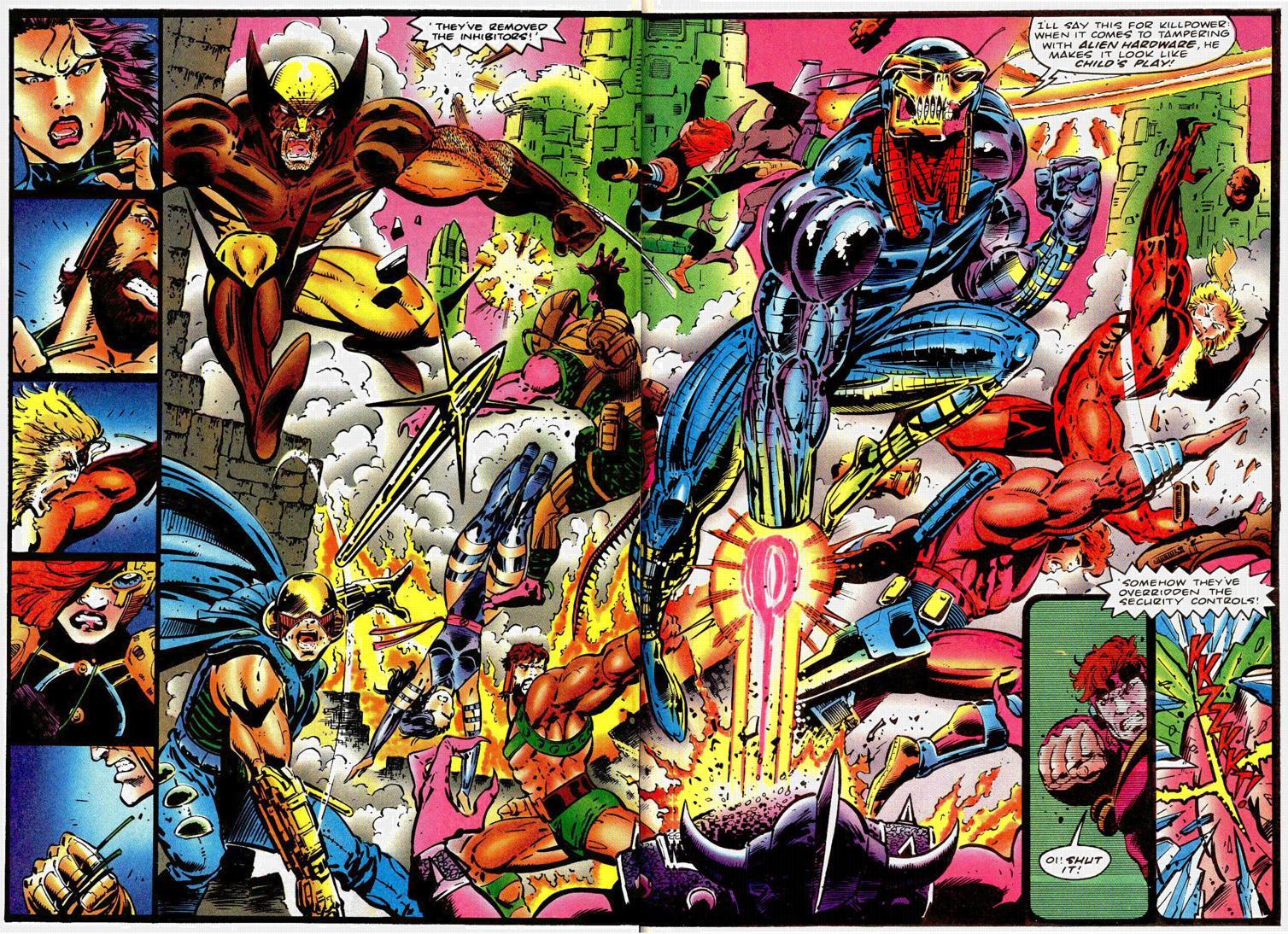 Read online Battletide comic -  Issue #3 - 20