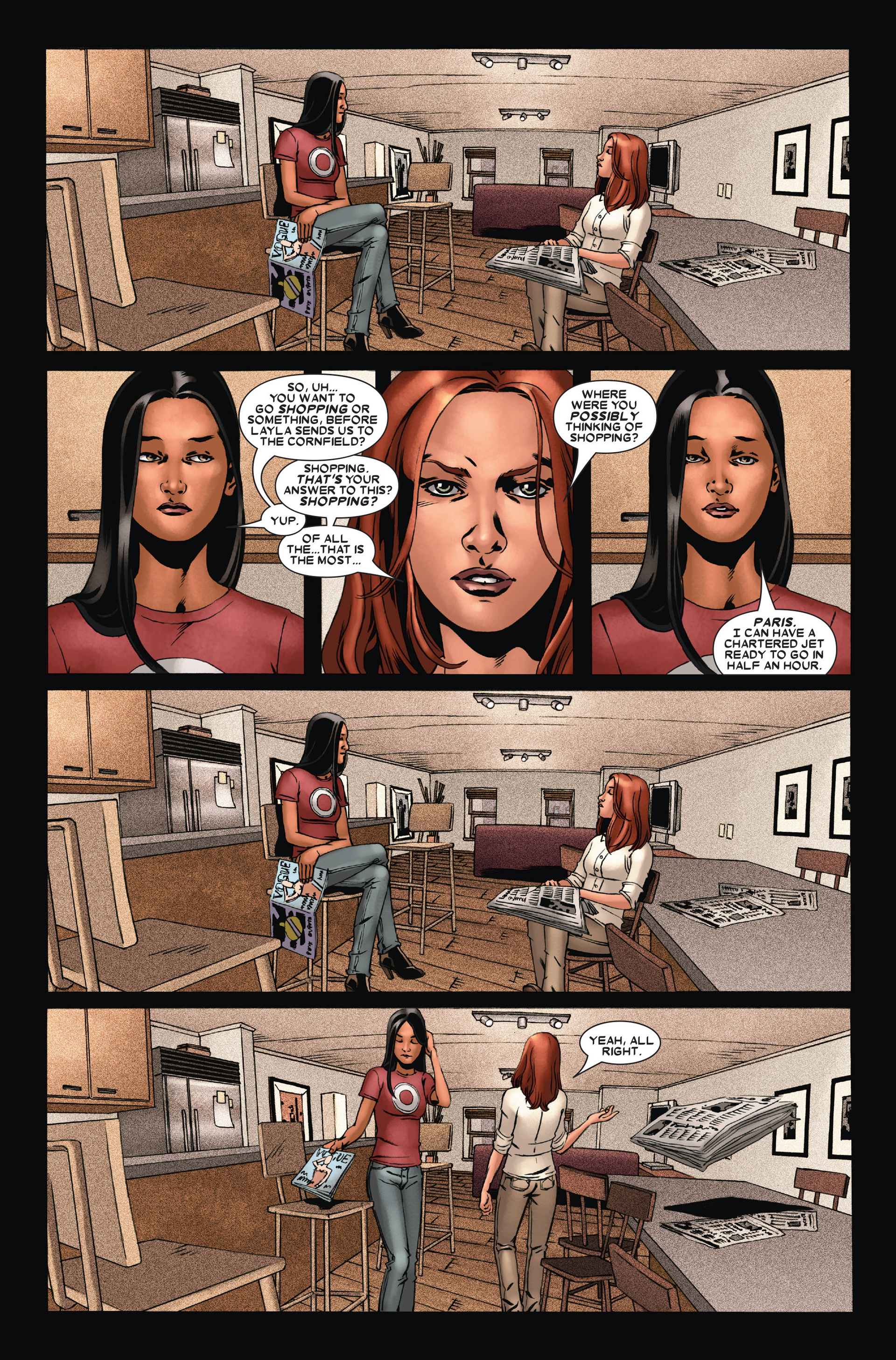 Read online X-Factor (2006) comic -  Issue #14 - 19