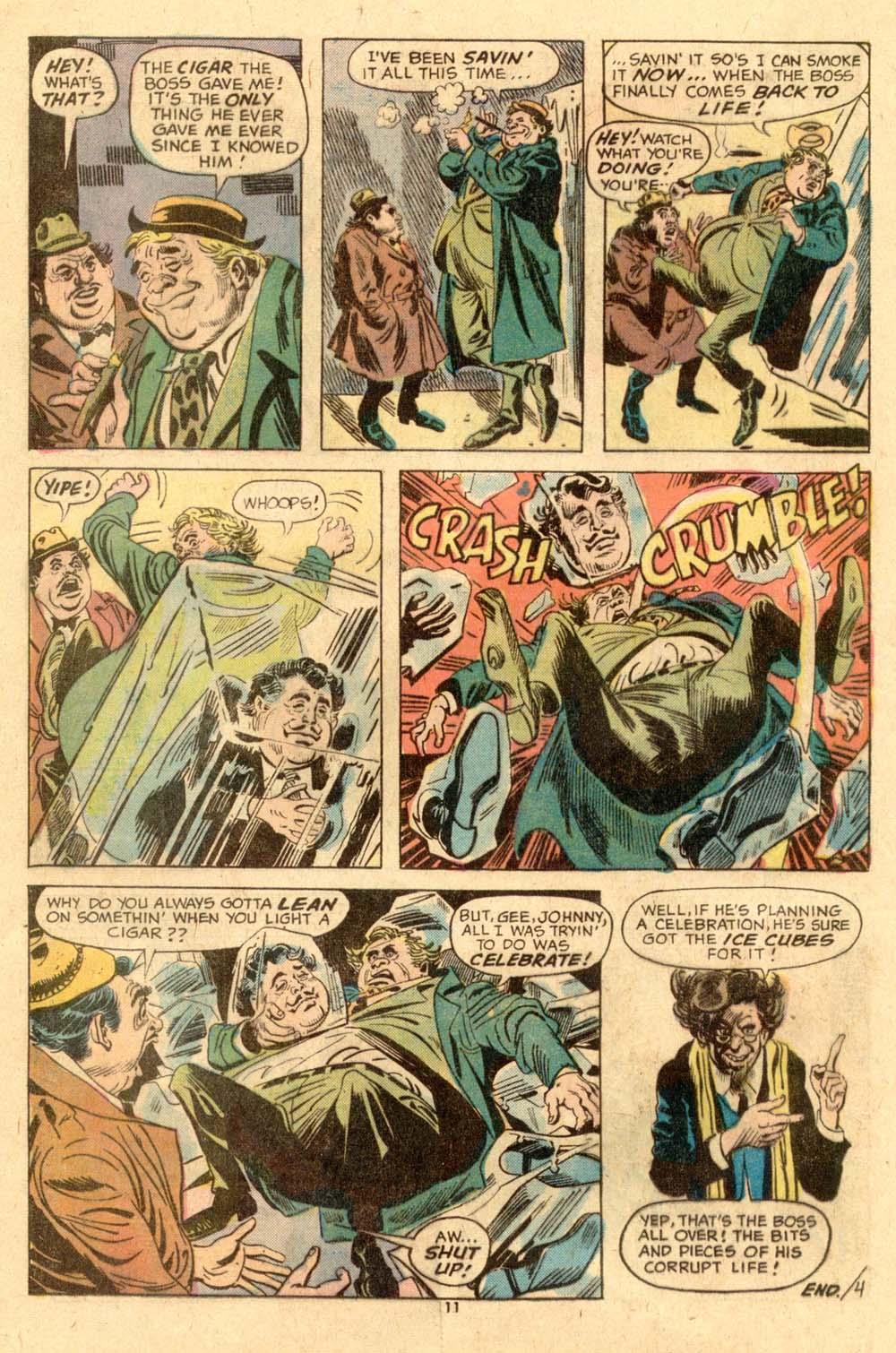 Read online Plop! comic -  Issue #6 - 12