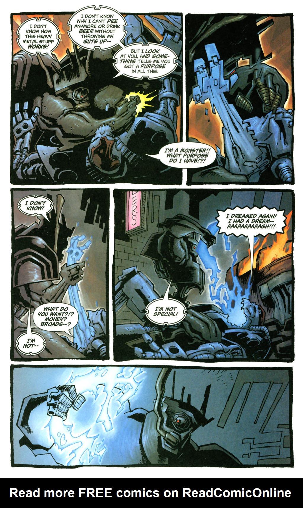 Read online Enginehead comic -  Issue #4 - 17