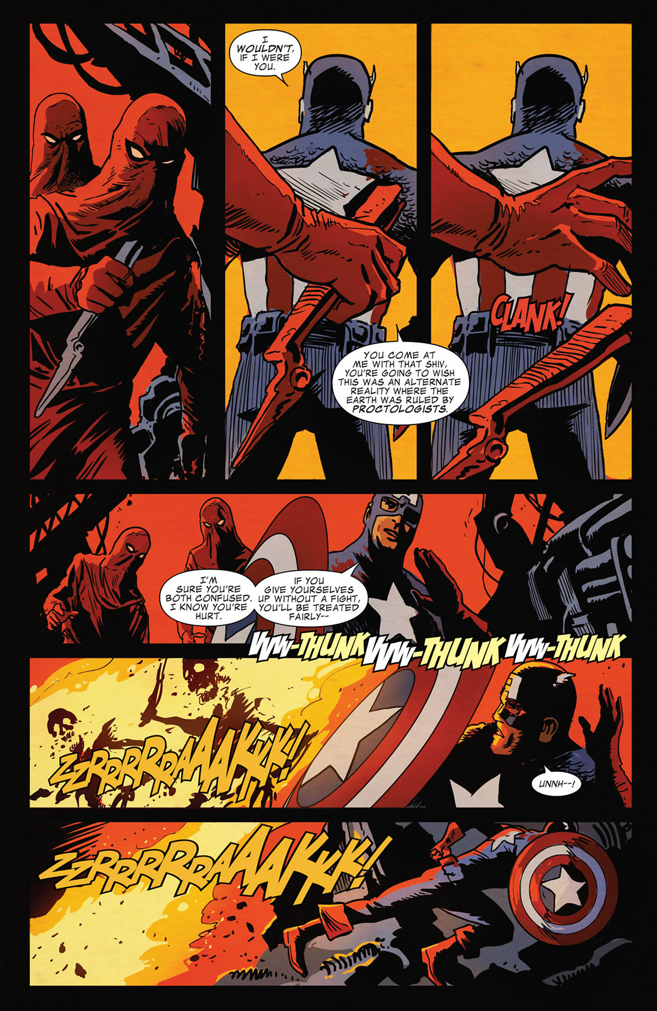 Read online Captain America And Black Widow comic -  Issue #637 - 20