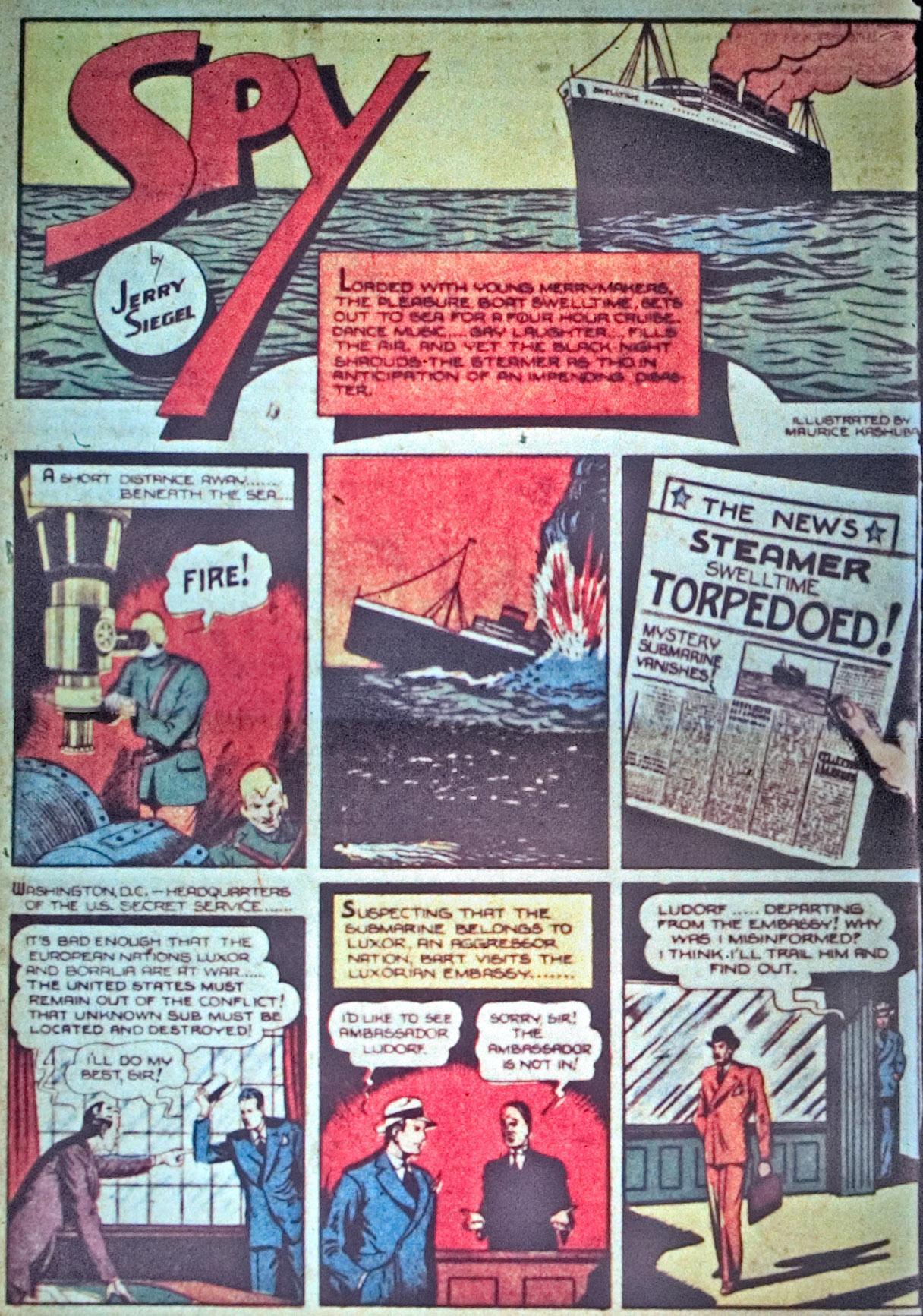 Detective Comics (1937) 35 Page 15