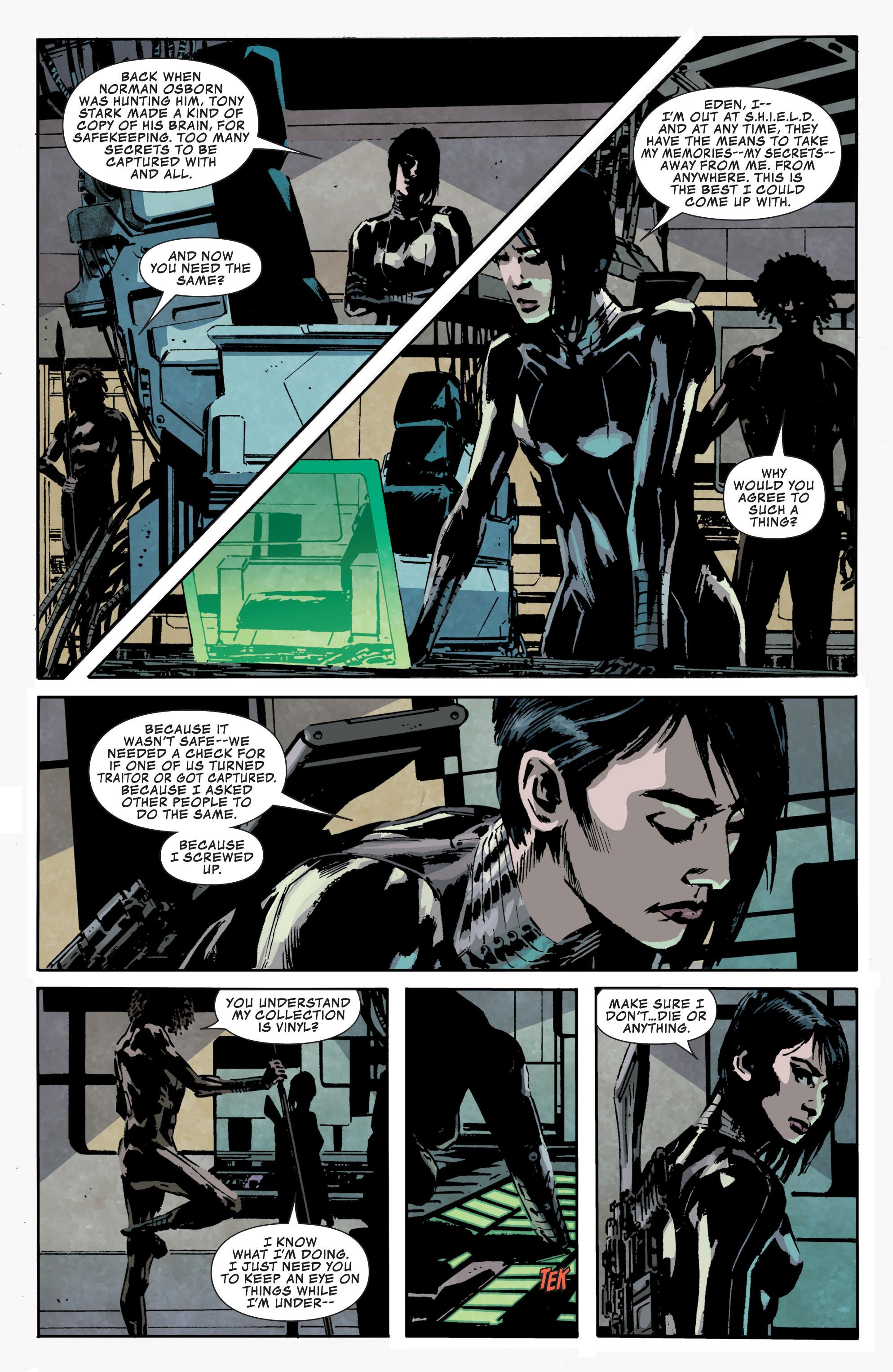 Read online Secret Avengers (2013) comic -  Issue #9 - 12