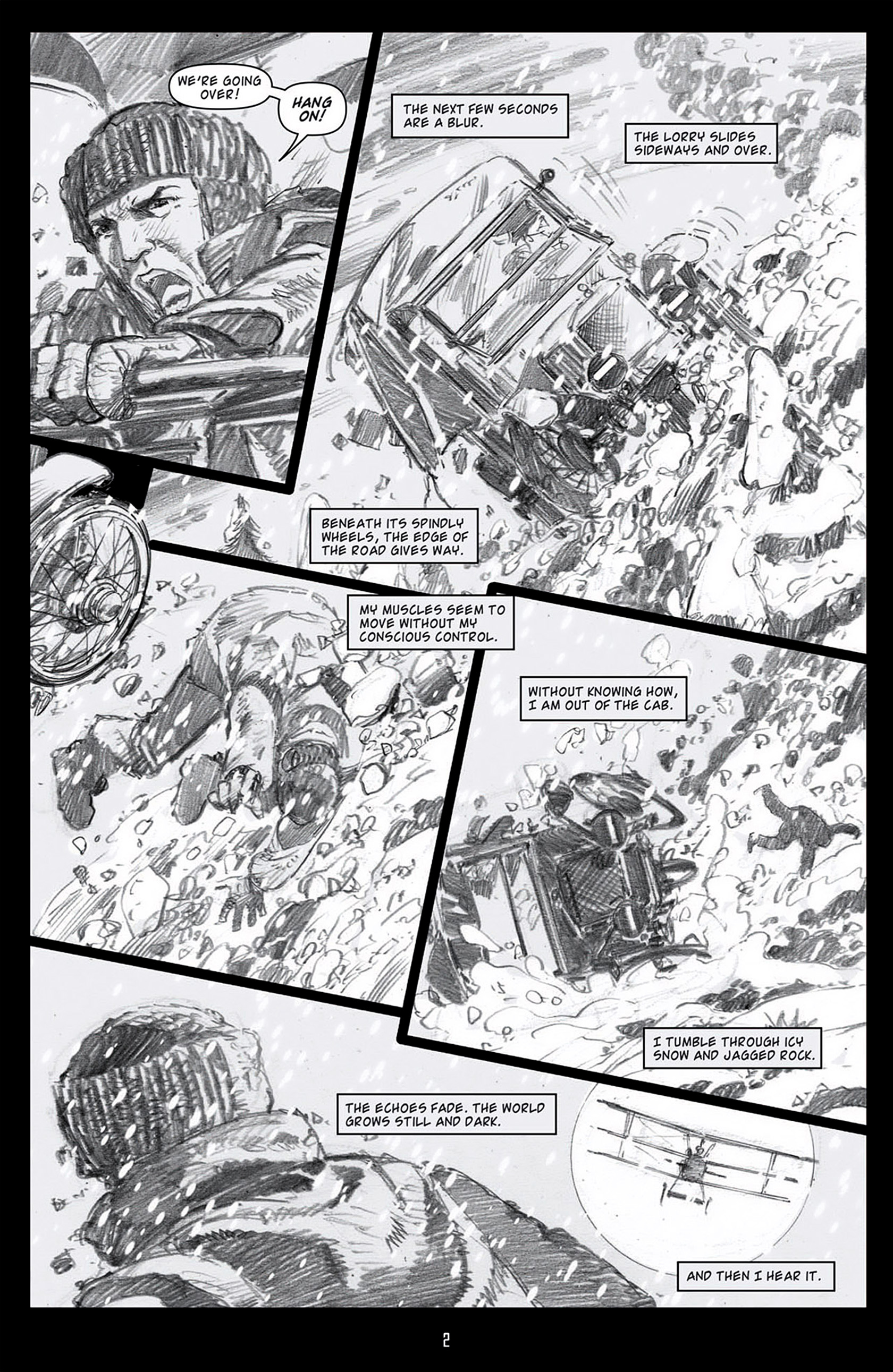 Read online Angel: Blood & Trenches comic -  Issue #1 - 5