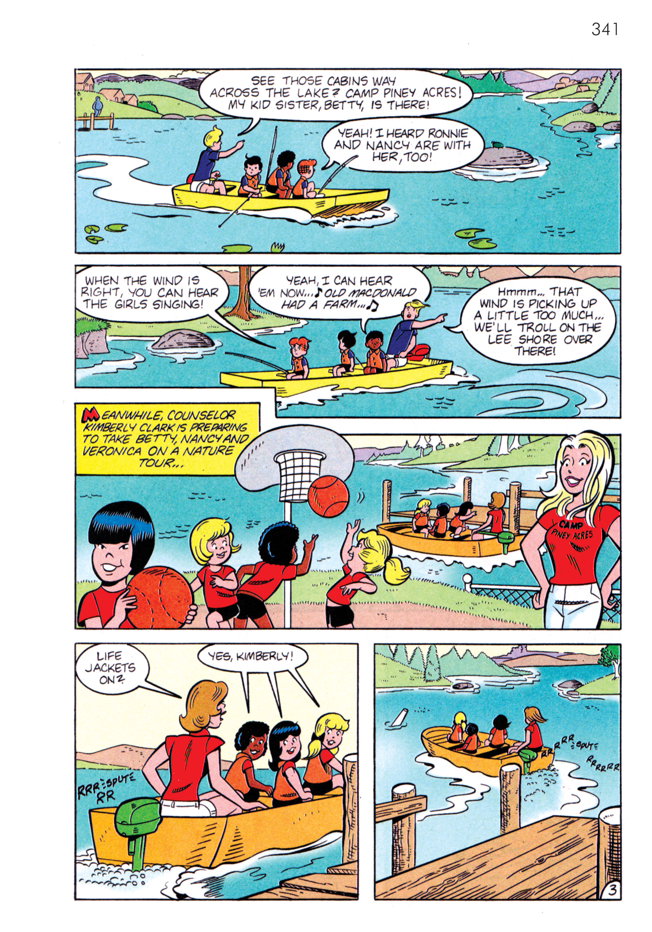 Read online The Best of Archie Comics comic -  Issue # TPB 4 (Part 2) - 131