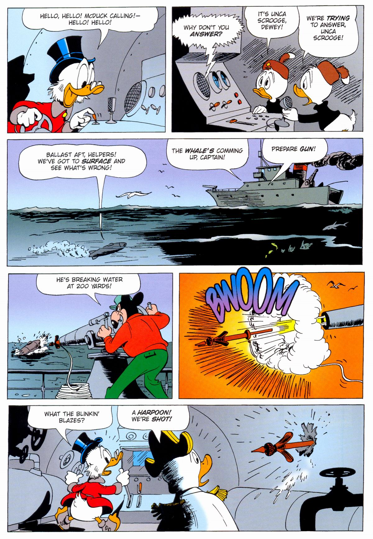 Read online Uncle Scrooge (1953) comic -  Issue #331 - 44
