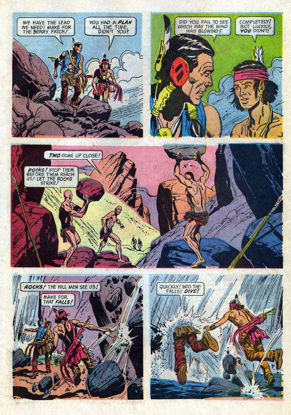 Read online Turok, Son of Stone comic -  Issue #61 - 31