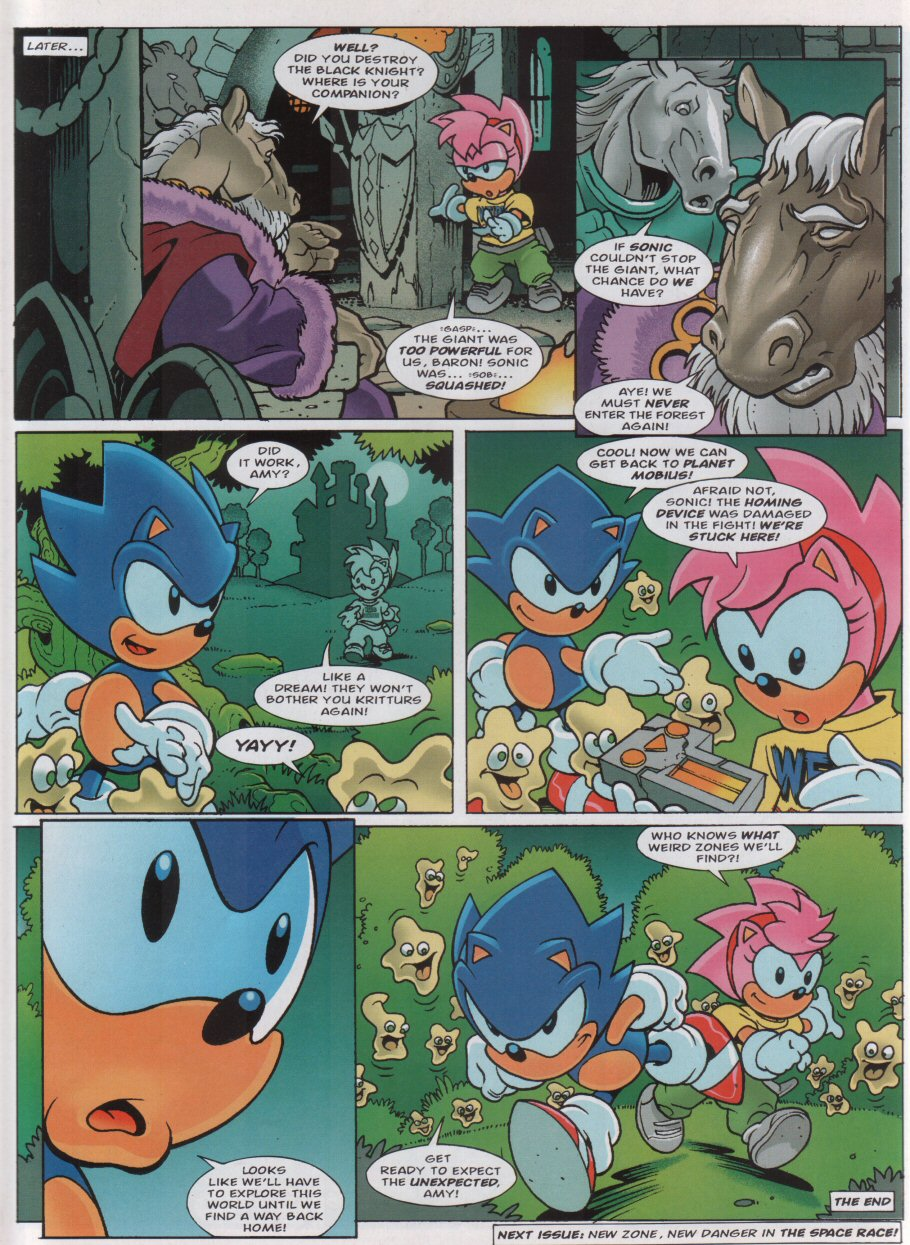 Read online Sonic the Comic comic -  Issue #160 - 8