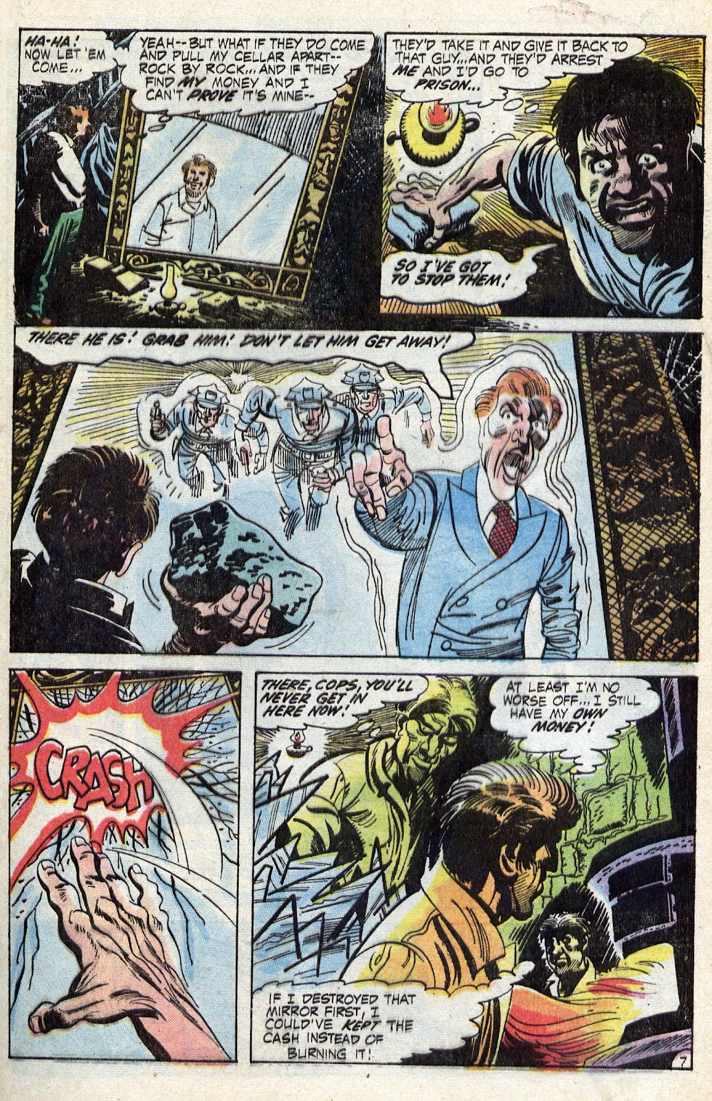The Witching Hour (1969) issue 17 - Page 39