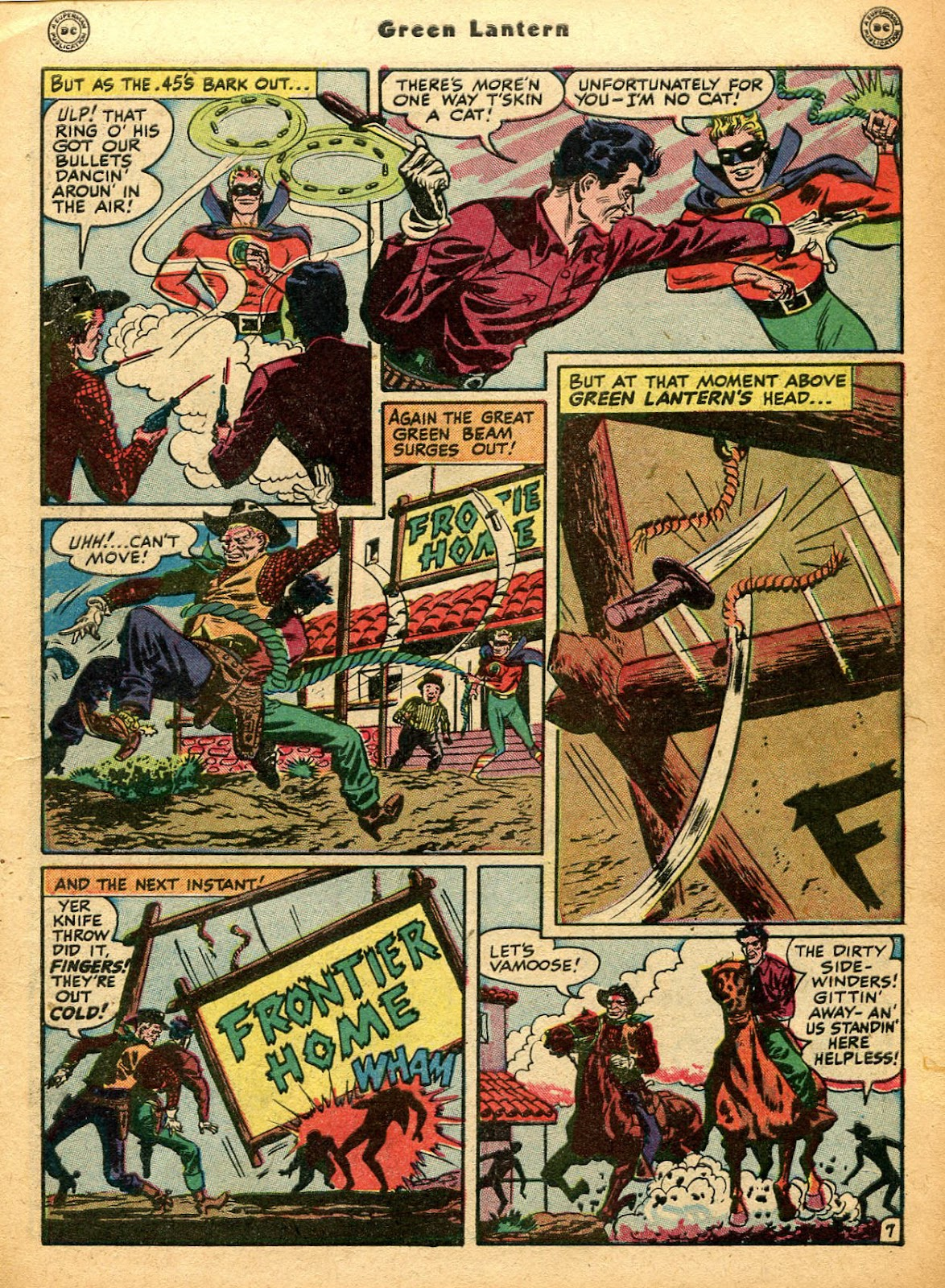 Green Lantern (1941) Issue #33 #33 - English 10