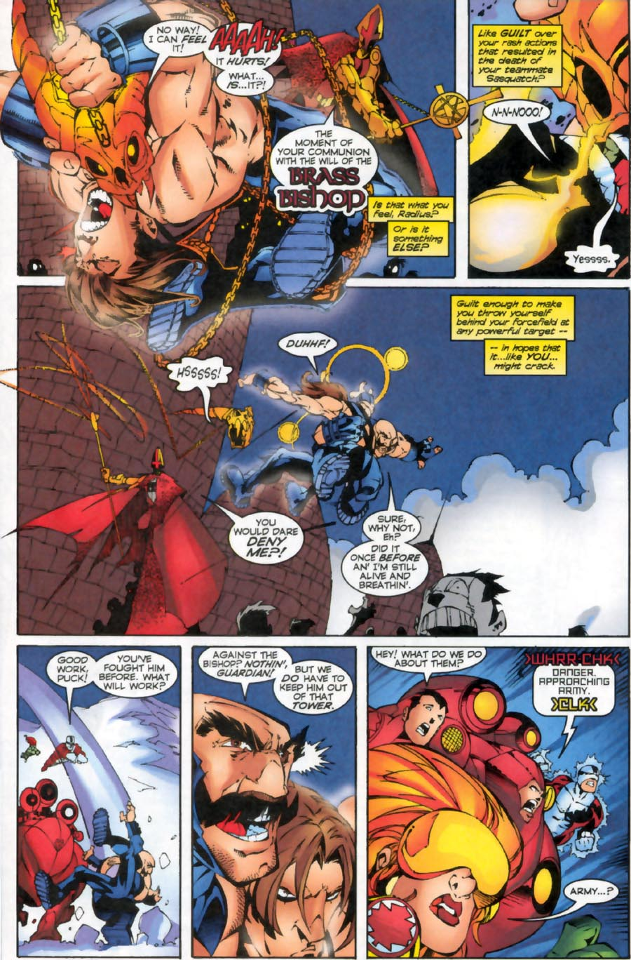 Read online Alpha Flight (1997) comic -  Issue #16 - 8