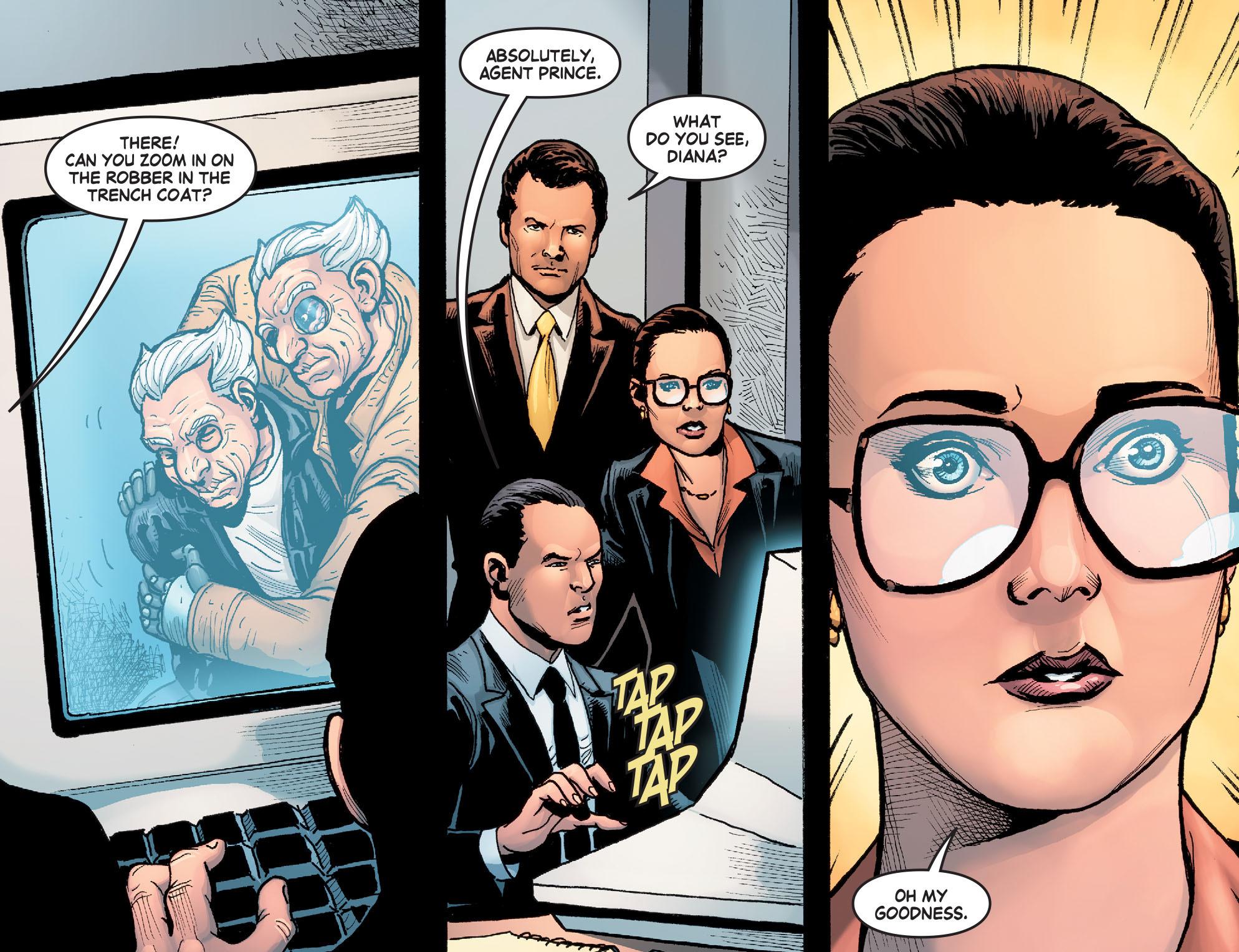 Read online Wonder Woman '77 [I] comic -  Issue #21 - 5