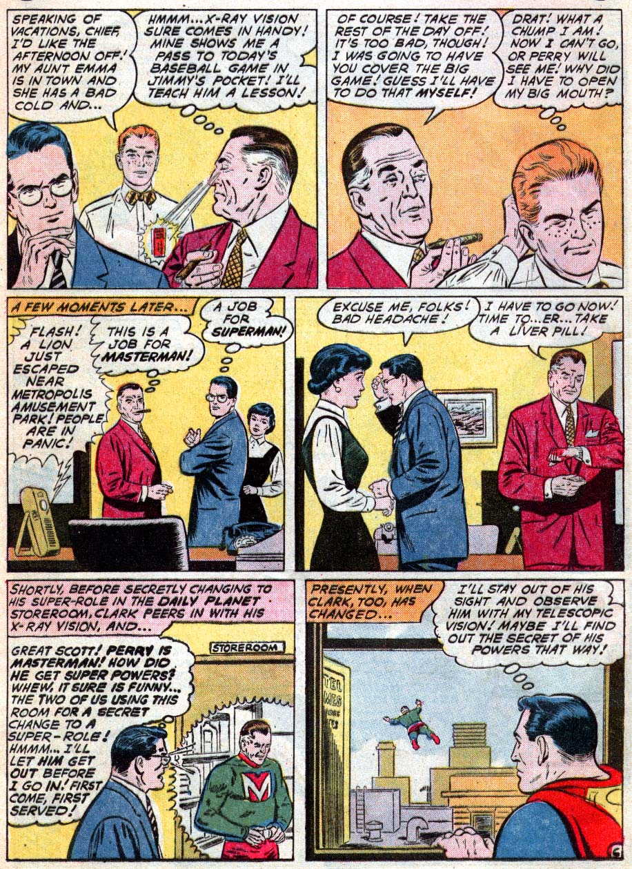 Read online Action Comics (1938) comic -  Issue #278 - 8