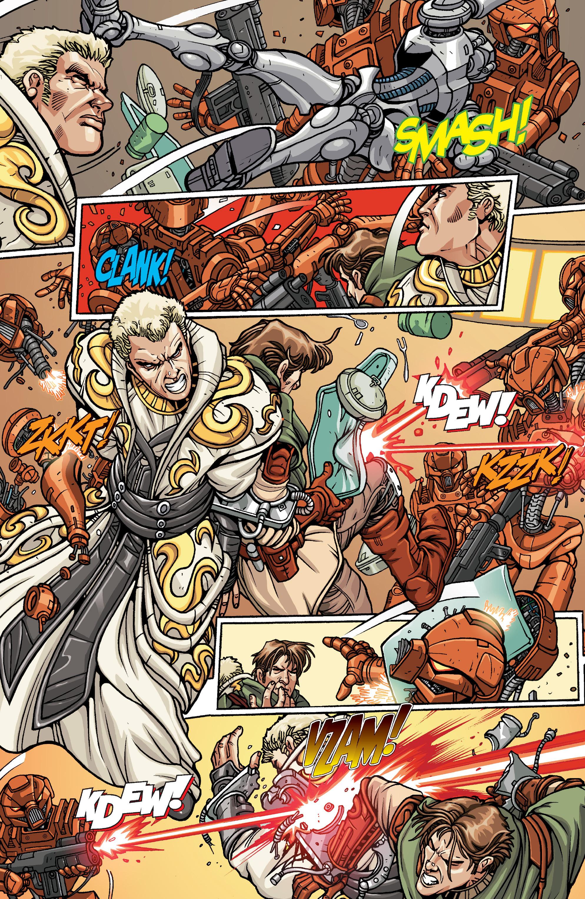 Read online Star Wars Omnibus comic -  Issue # Vol. 32 - 44