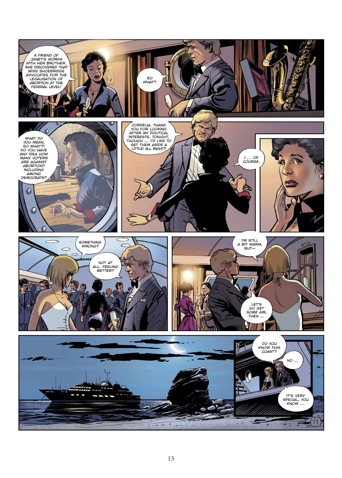 XIII Mystery issue 8 - Page 15