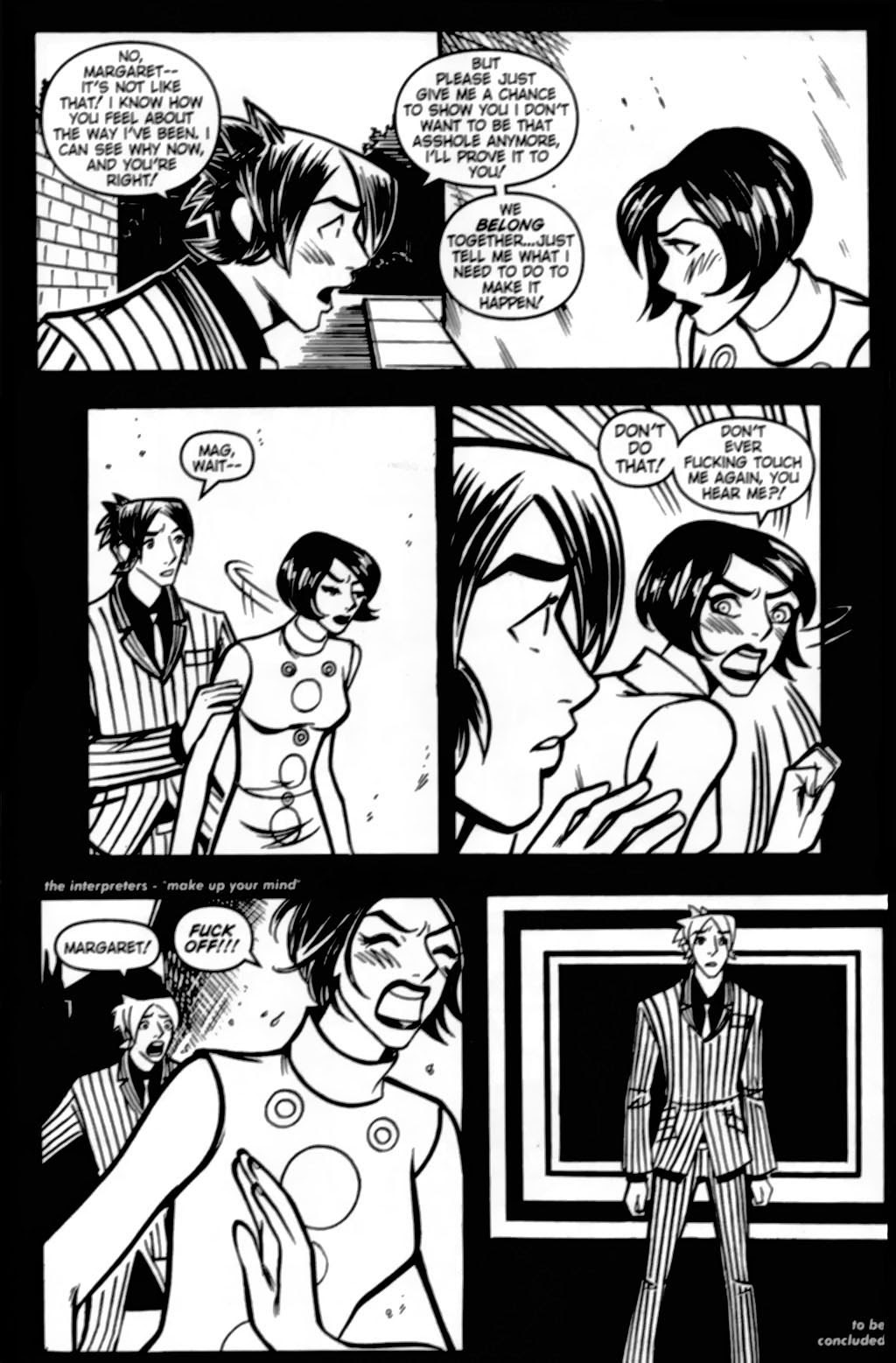 Read online Scooter Girl comic -  Issue #5 - 26