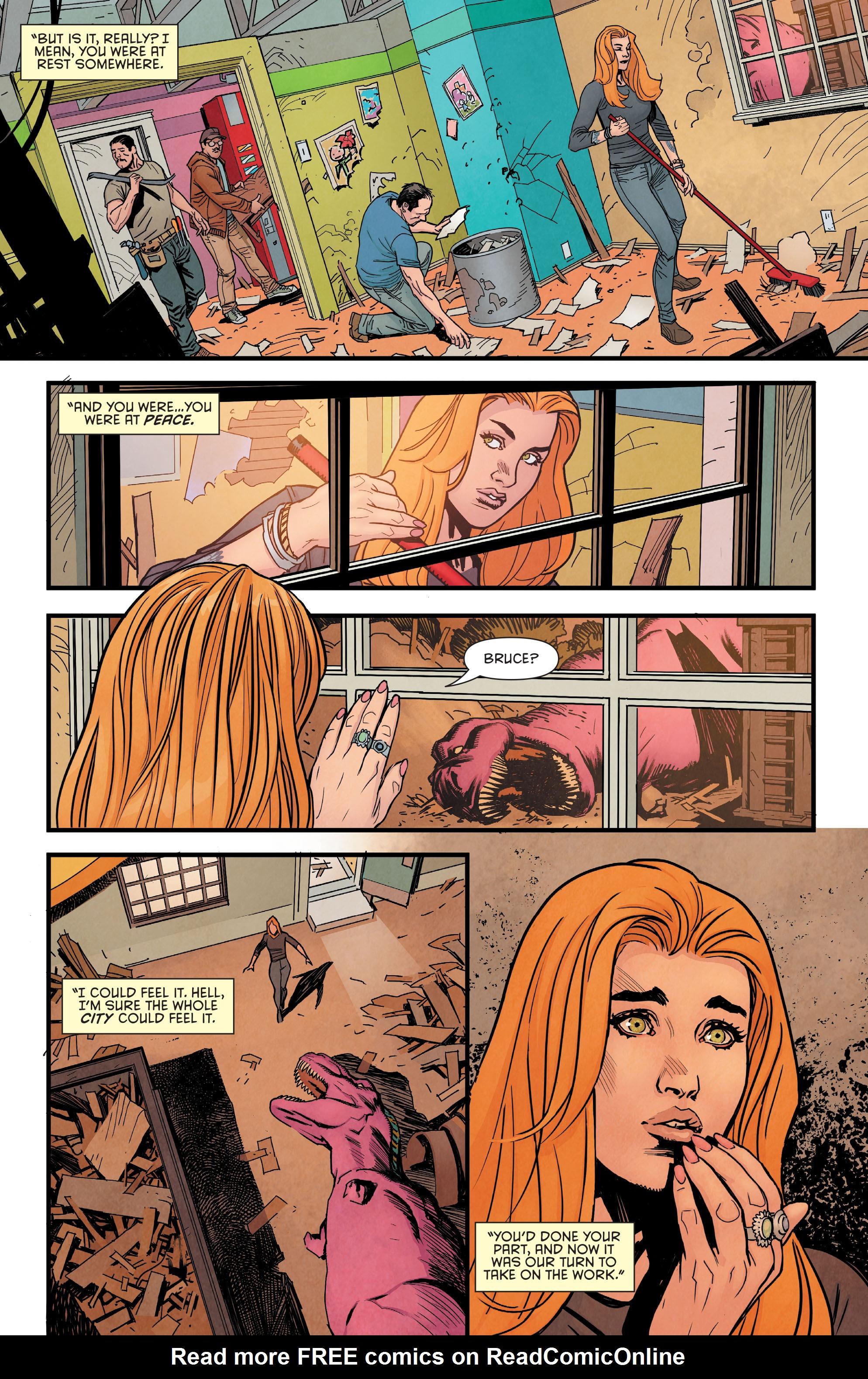 Read online Batman (2011) comic -  Issue # _TPB 9 - 138