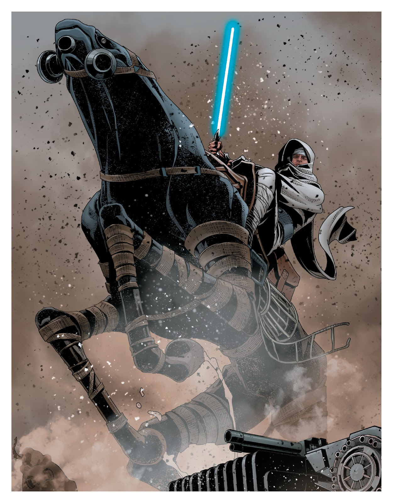 Read online The Marvel Art of Star Wars comic -  Issue # TPB (Part 2) - 18