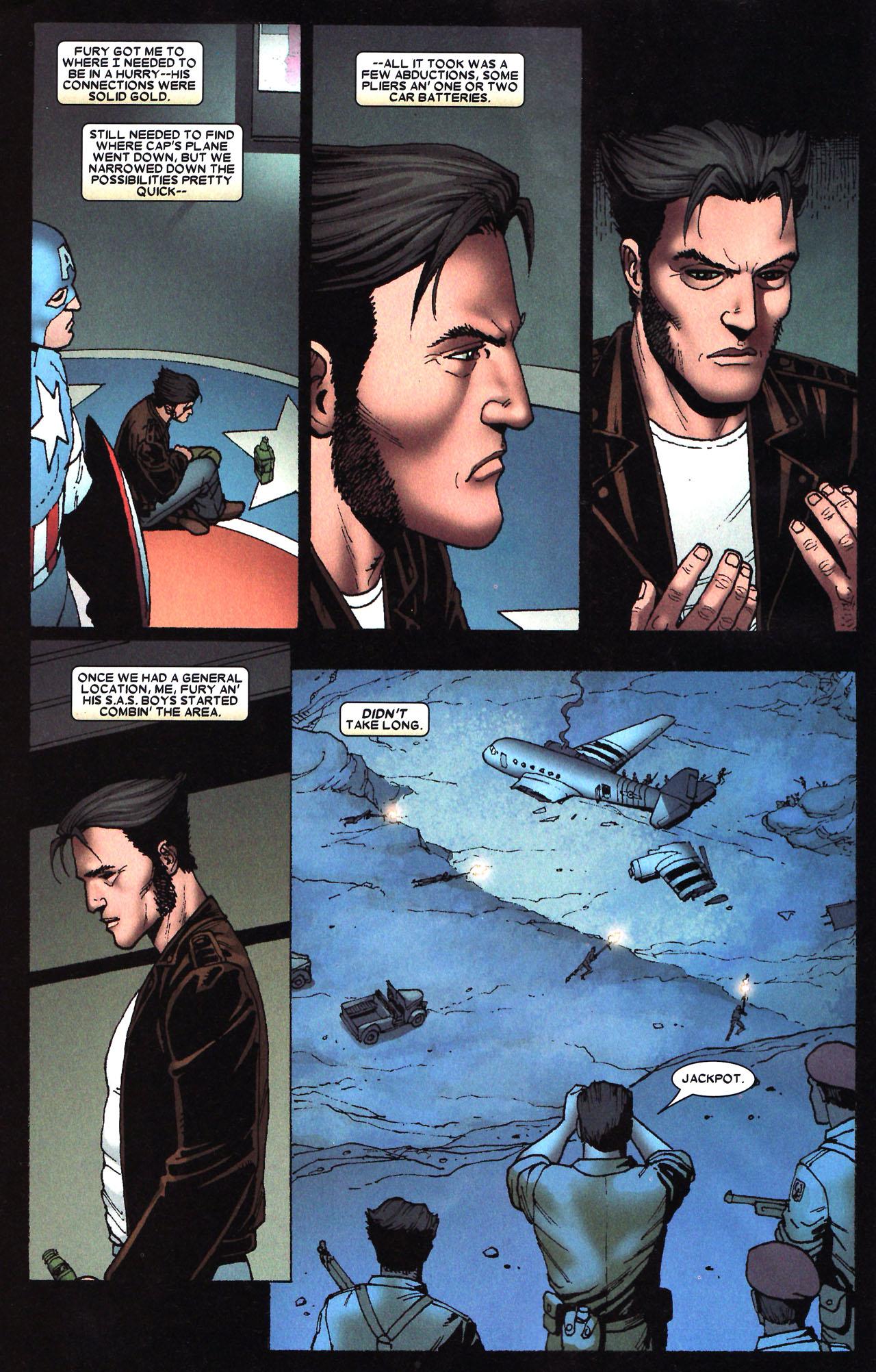 Read online Wolverine: Origins comic -  Issue #17 - 19