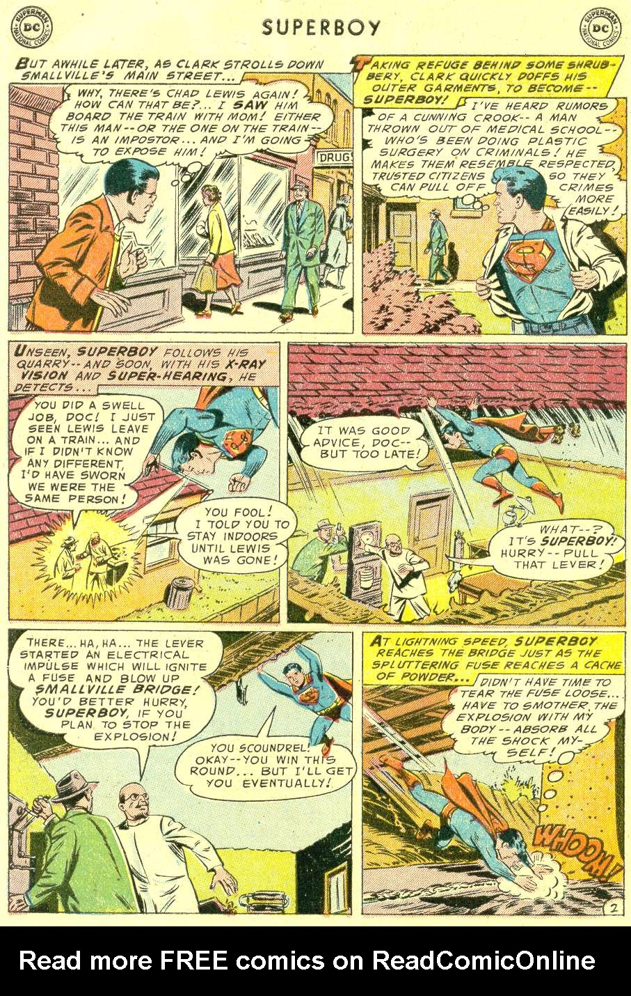 Superboy (1949) issue 42 - Page 3