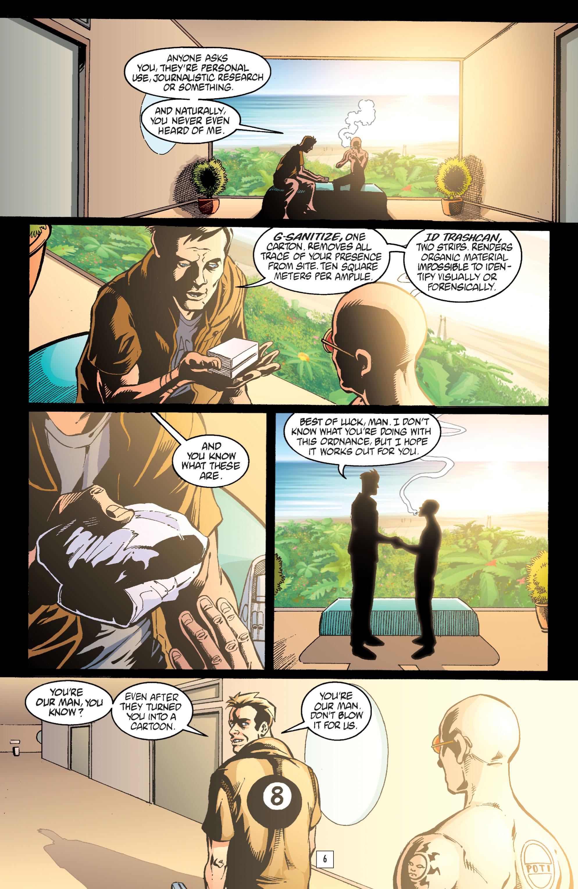 Read online Transmetropolitan comic -  Issue #34 - 7