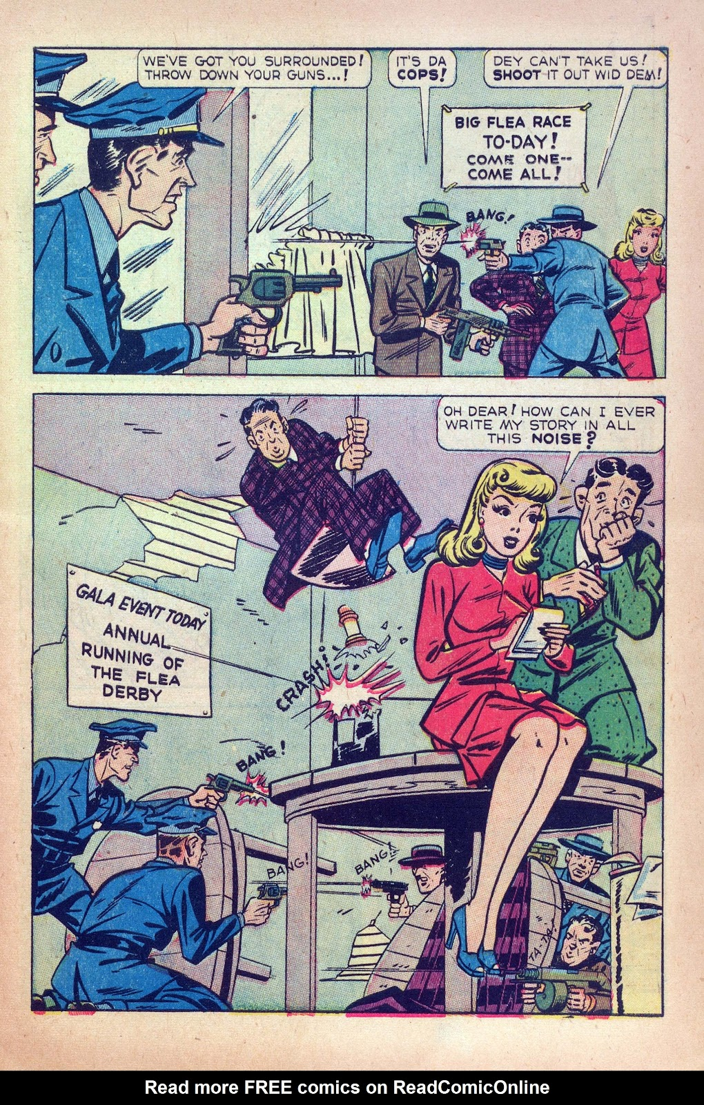 Read online Joker Comics comic -  Issue #21 - 7