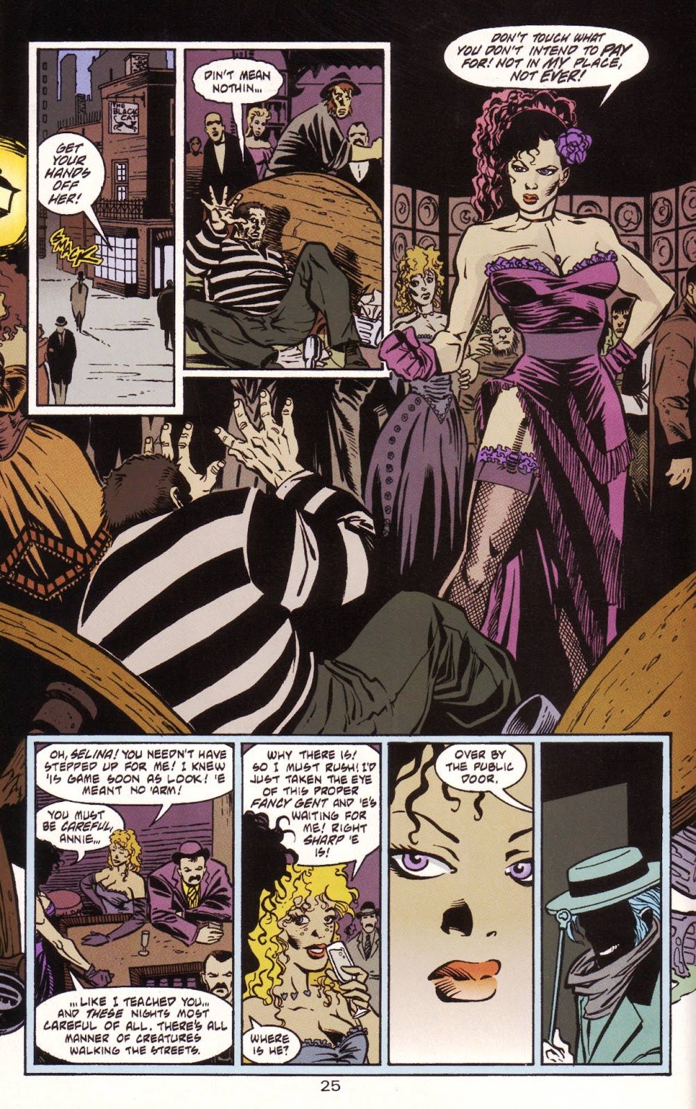 Batman: Two Faces issue Full - Page 26