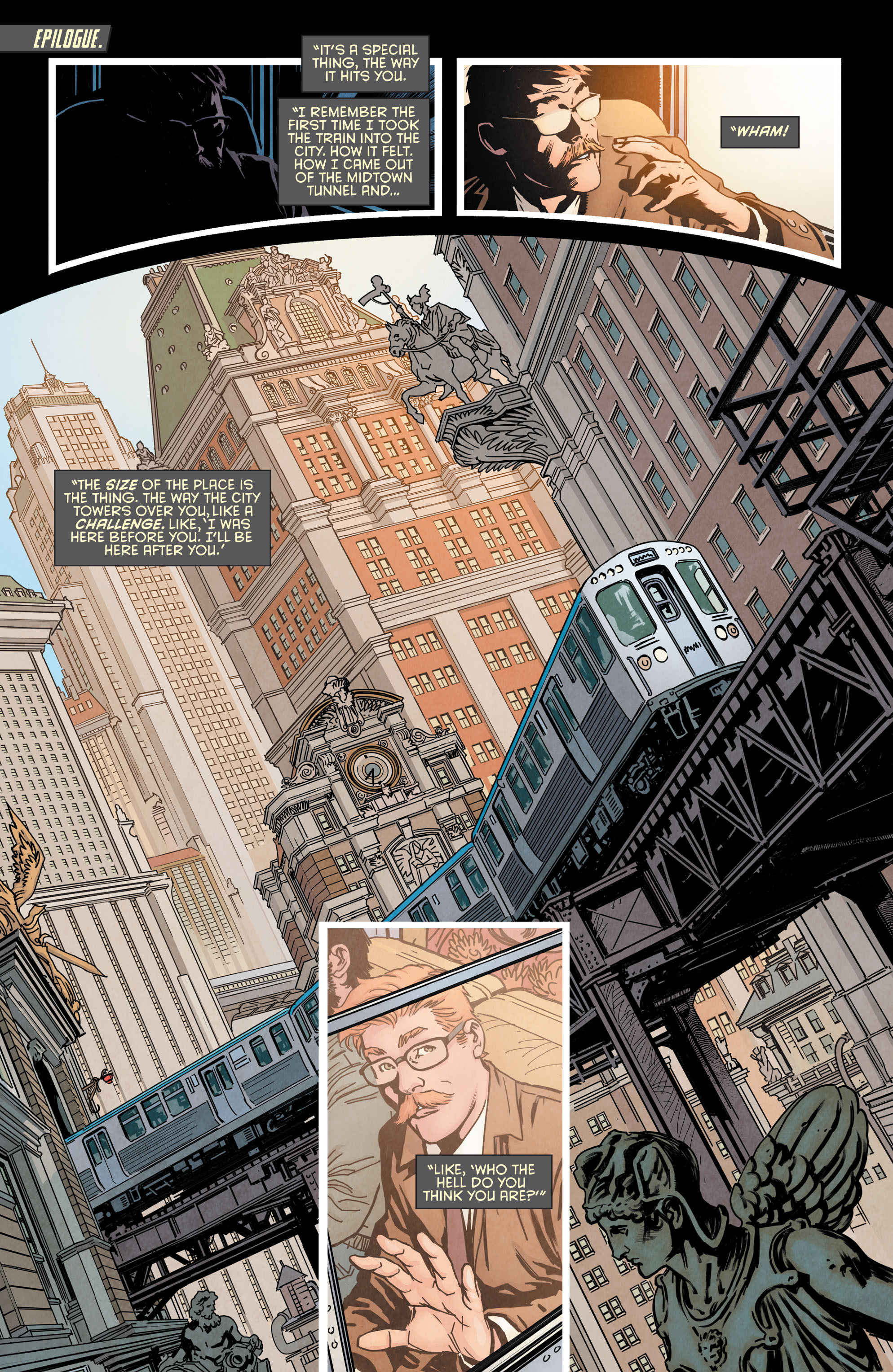 Read online Batman (2011) comic -  Issue # _TPB 9 - 133