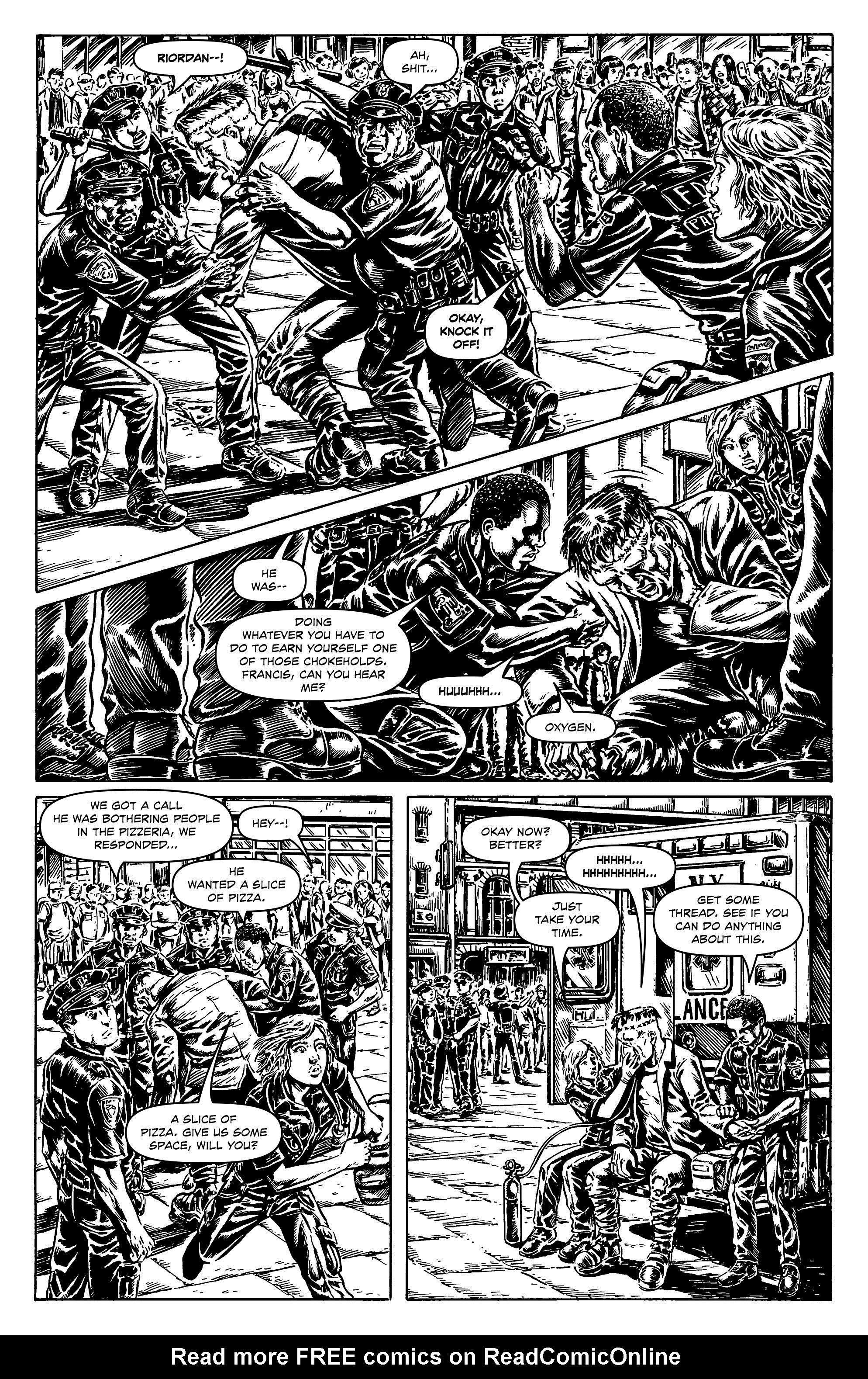 Read online Alan Moore's Cinema Purgatorio comic -  Issue #2 - 17