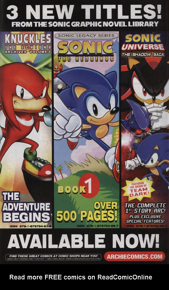 Read online Sonic Universe comic -  Issue #33 - 25