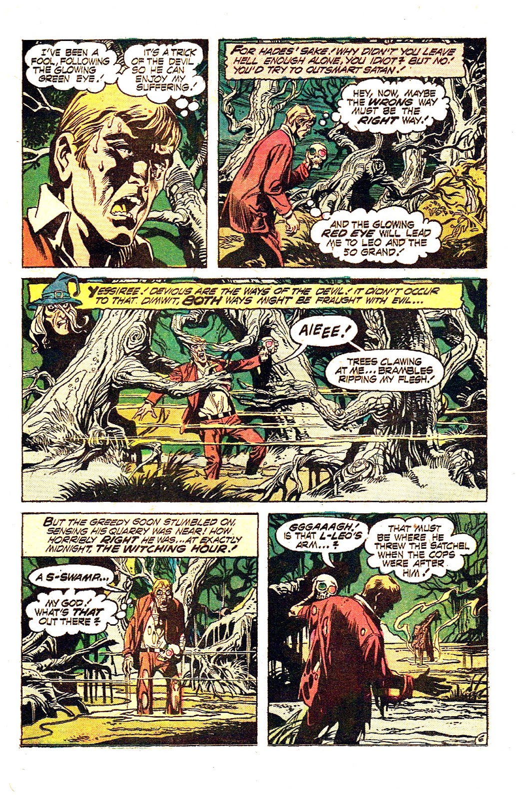 The Witching Hour (1969) issue 50 - Page 11