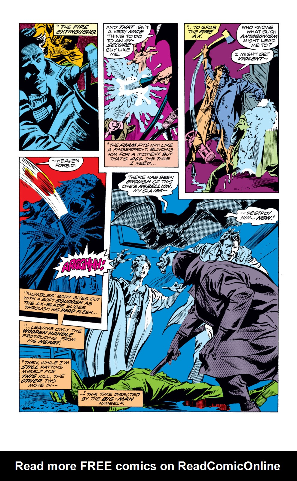 Tomb of Dracula (1972) issue 25 - Page 16