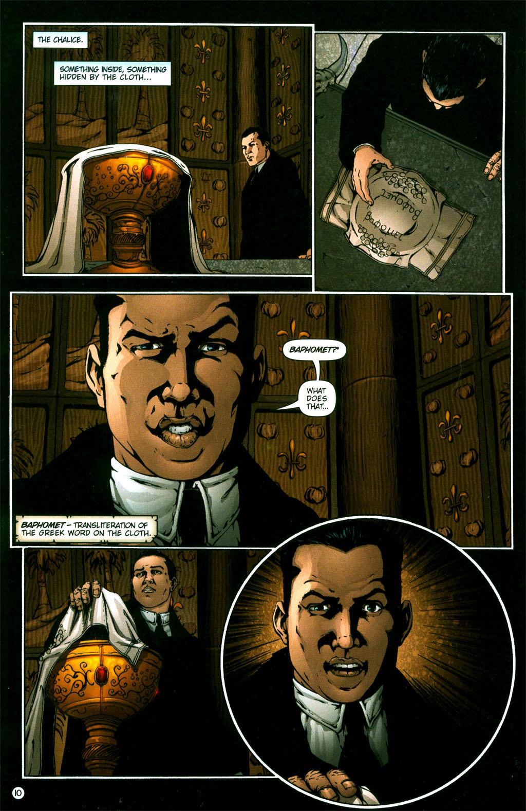 Read online Rex Mundi comic -  Issue #5 - 12