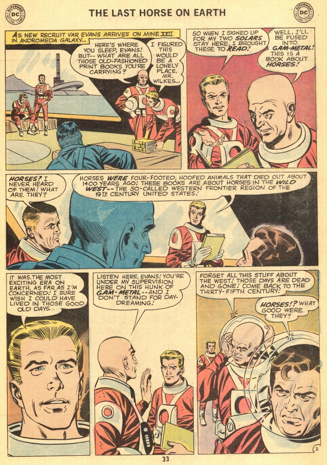 From Beyond the Unknown (1969) issue 9 - Page 35