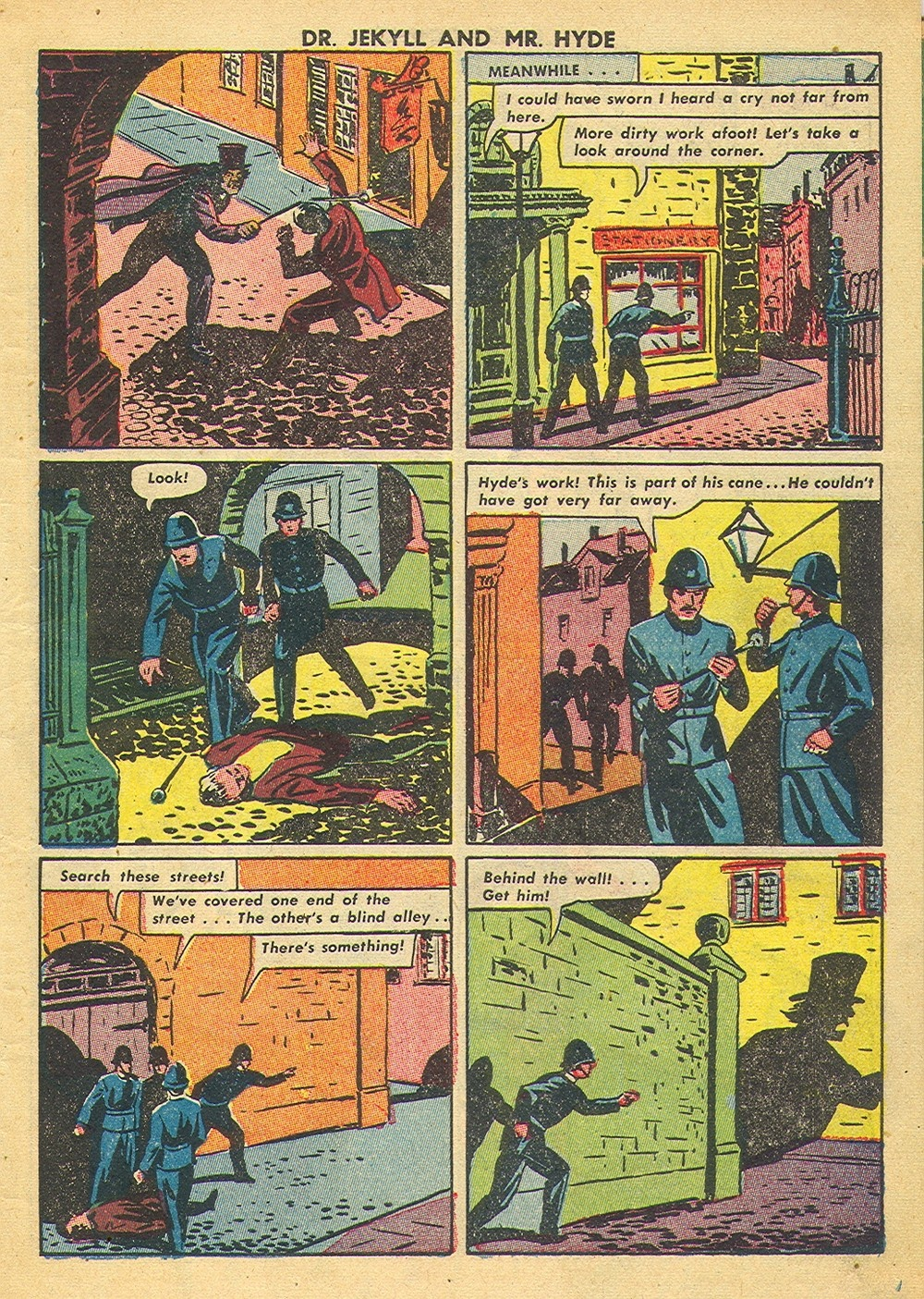 Classics Illustrated issue 13 - Page 49