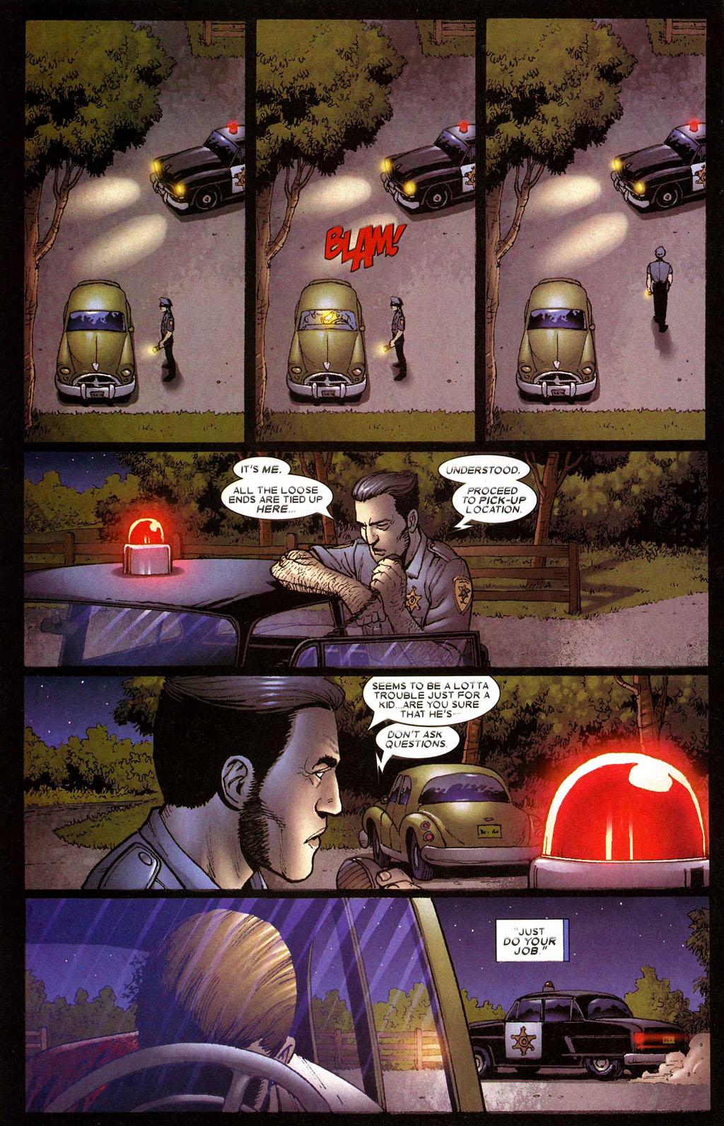 Read online Wolverine: Origins comic -  Issue #3 - 18