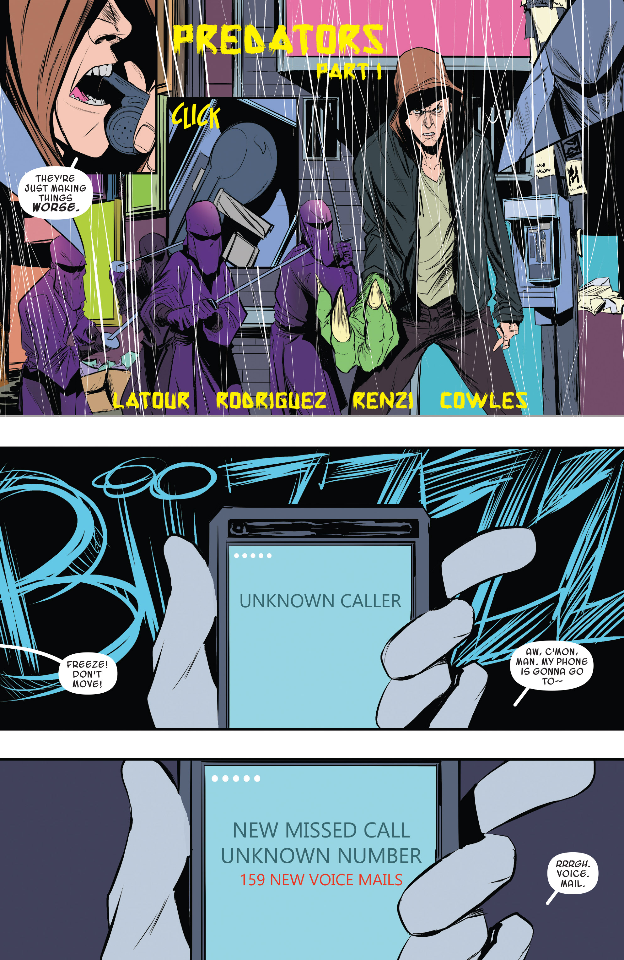 Read online Spider-Gwen [II] comic -  Issue #19 - 4