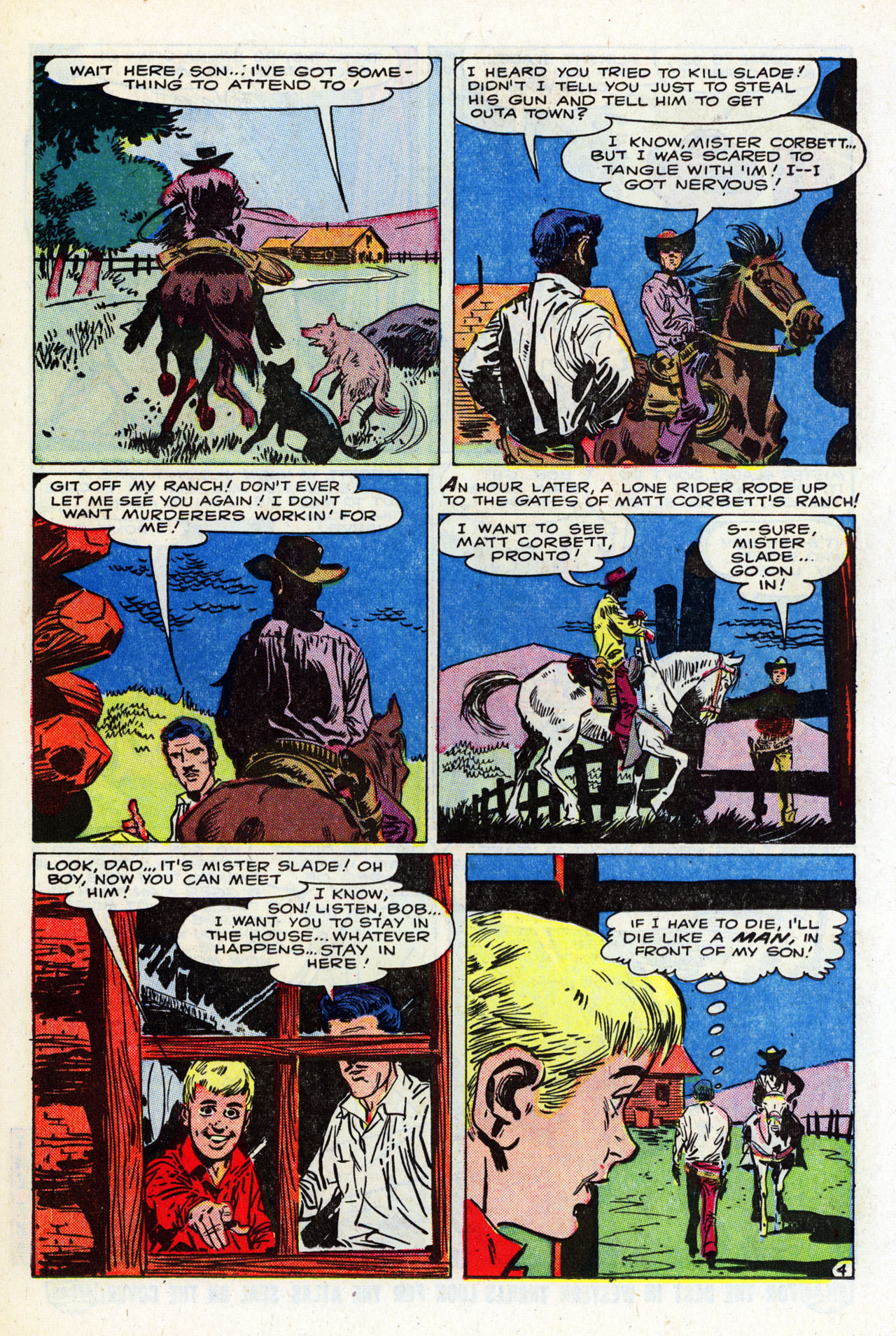 Read online Two-Gun Kid comic -  Issue #23 - 23