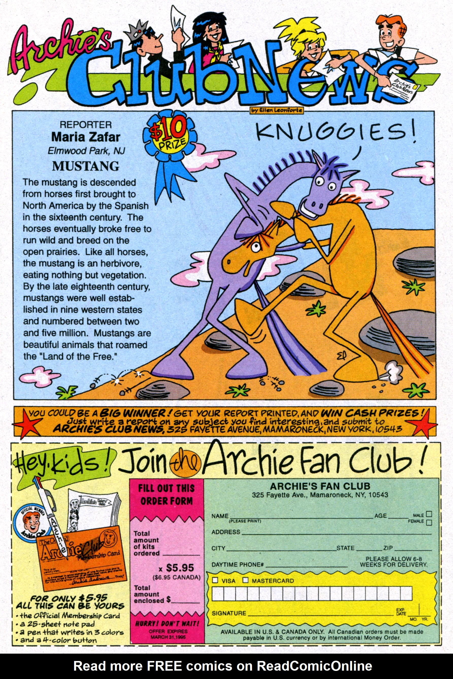 Read online World of Archie comic -  Issue #14 - 11