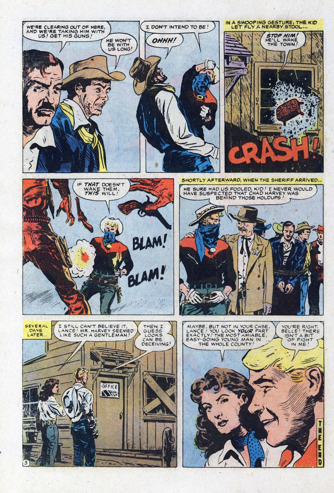 The Outlaw Kid (1970) issue 22 - Page 18