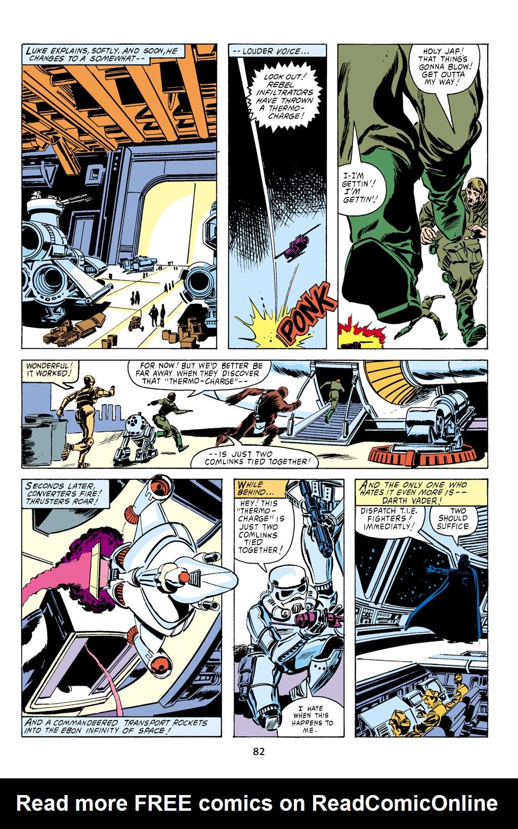 Read online Star Wars Omnibus comic -  Issue # Vol. 16 - 82
