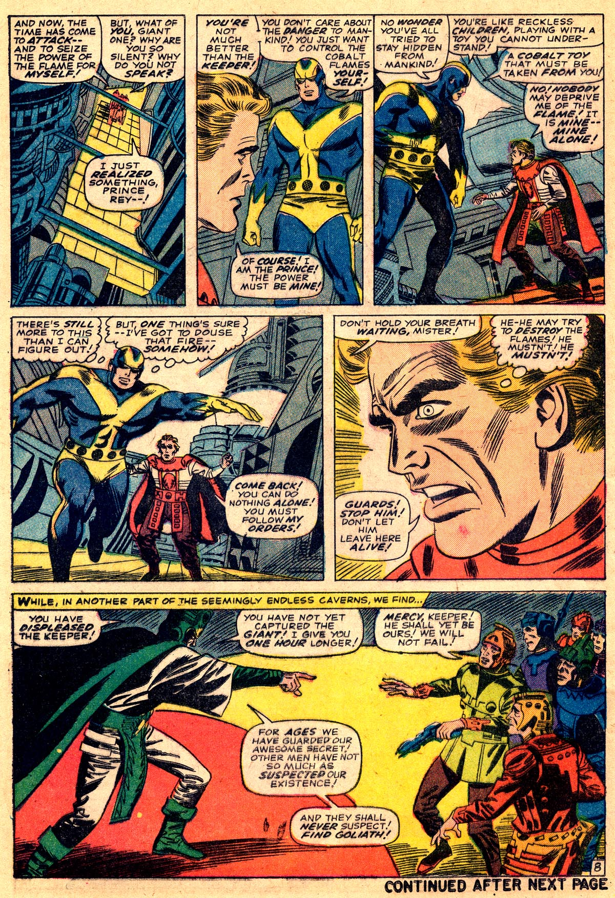 The Avengers (1963) 31 Page 11