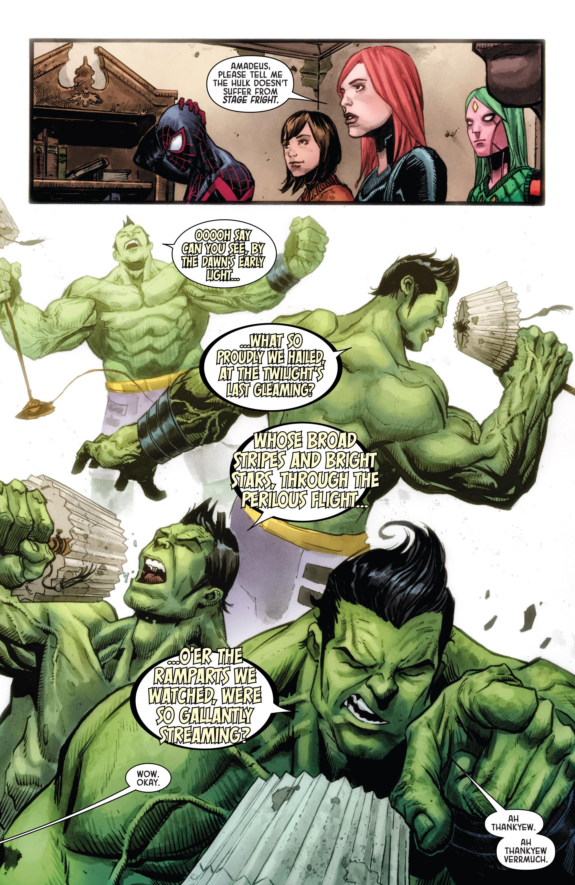 Read online Secret Empire: Uprising comic -  Issue # Full - 6
