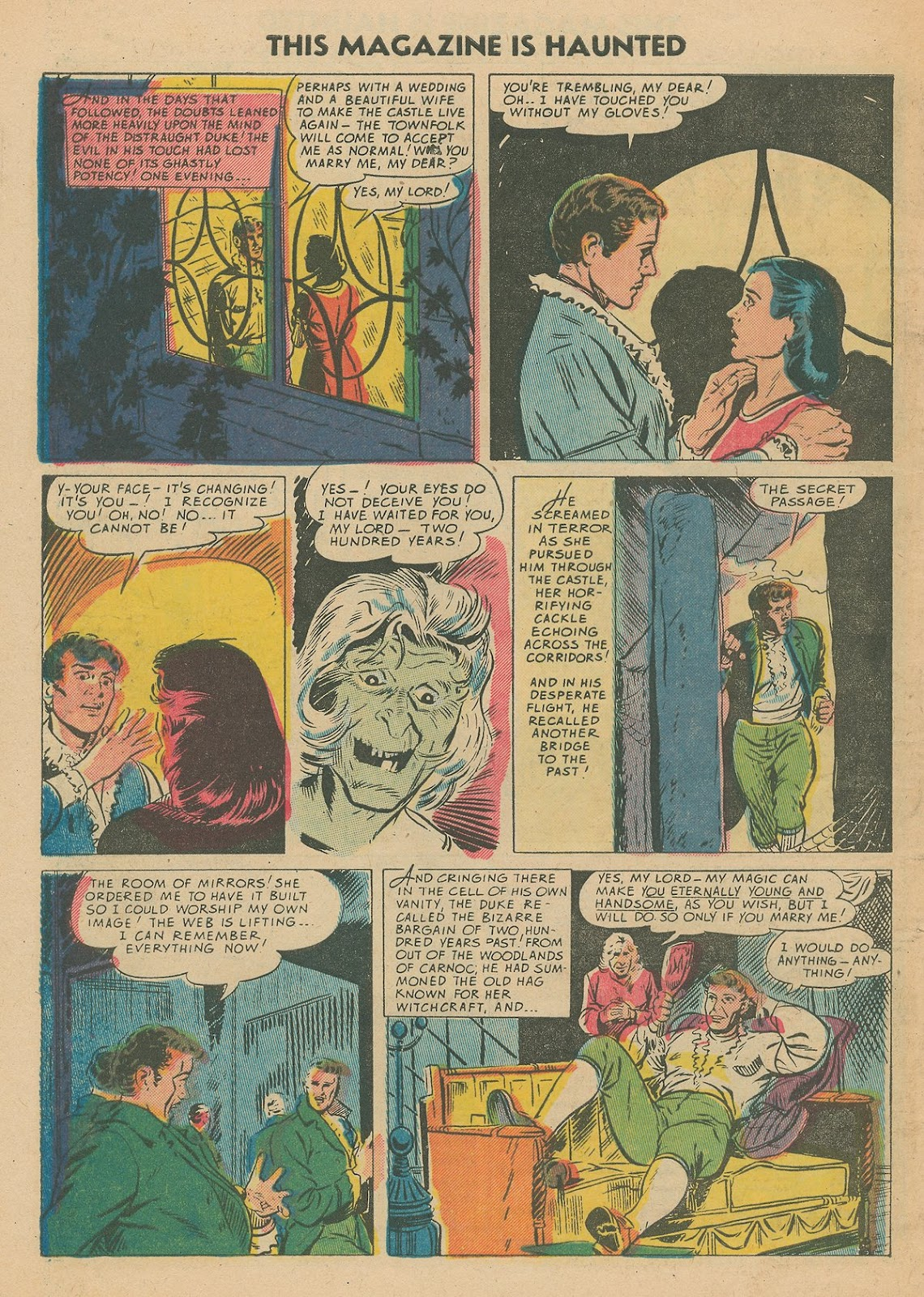 Read online This Magazine Is Haunted comic -  Issue #21 - 30