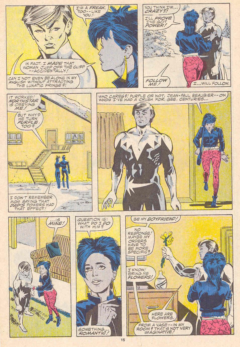 Read online Alpha Flight (1983) comic -  Issue #41 - 16