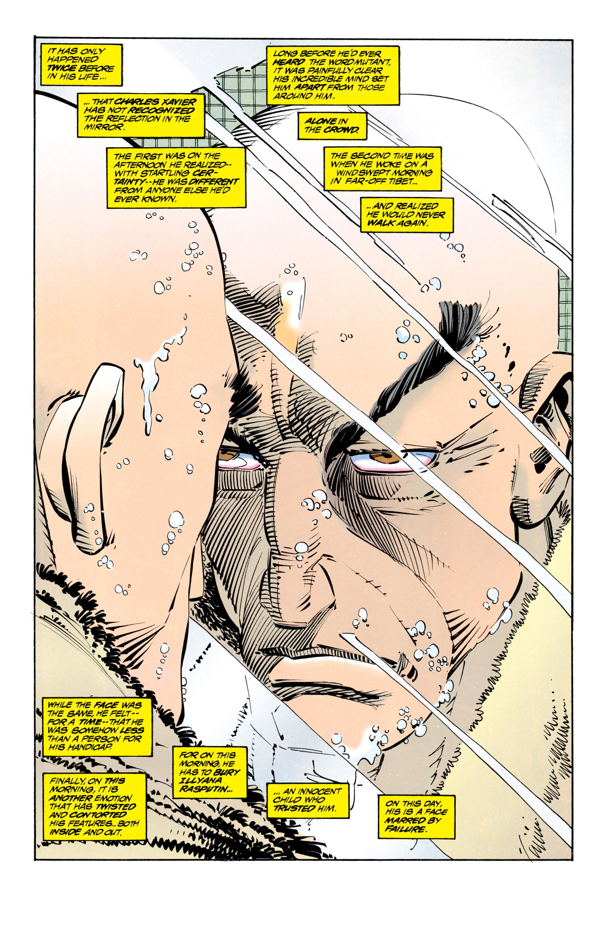 Read online Uncanny X-Men (1963) comic -  Issue #304 - 6