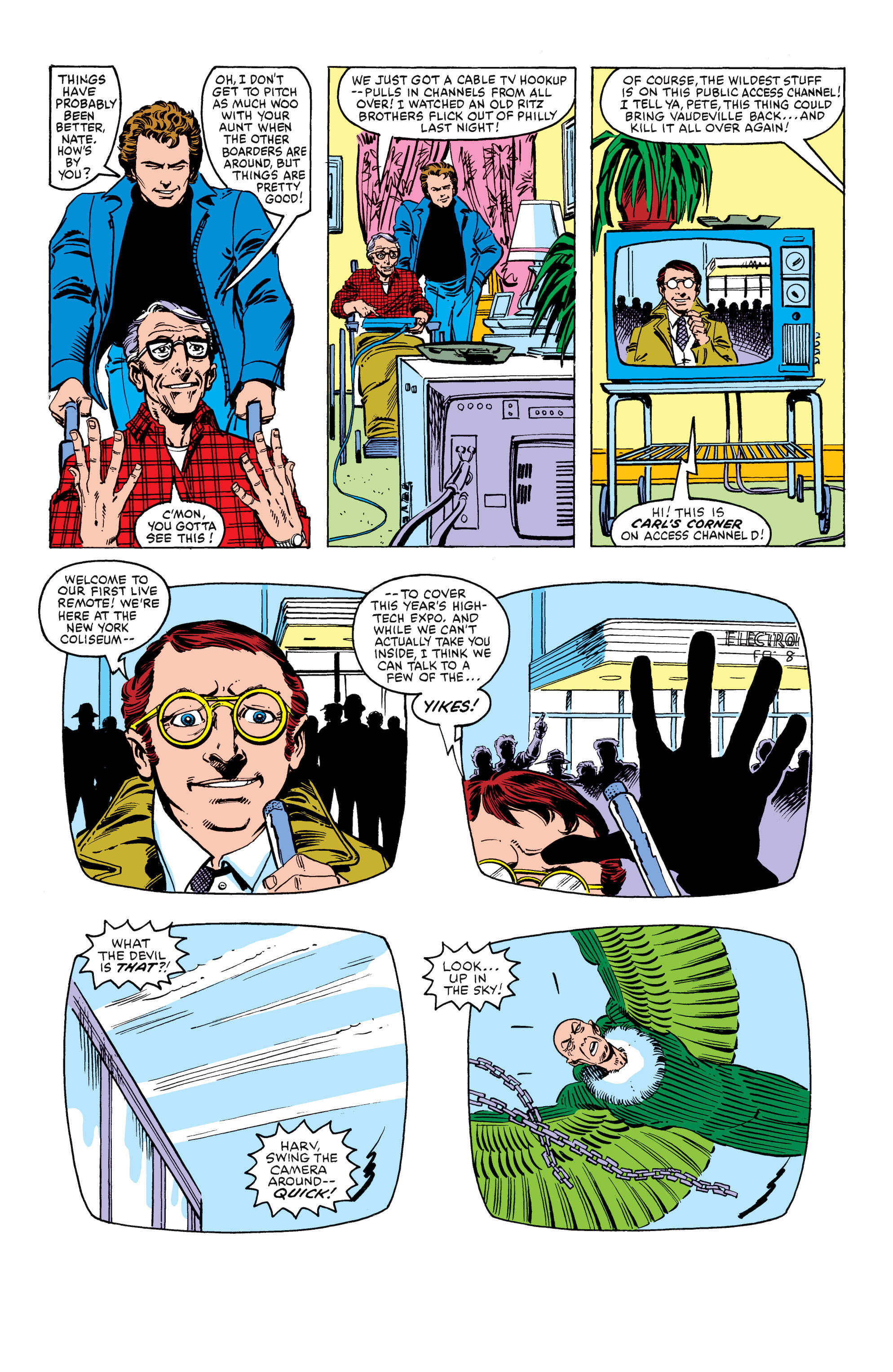 The Amazing Spider-Man (1963) 240 Page 11