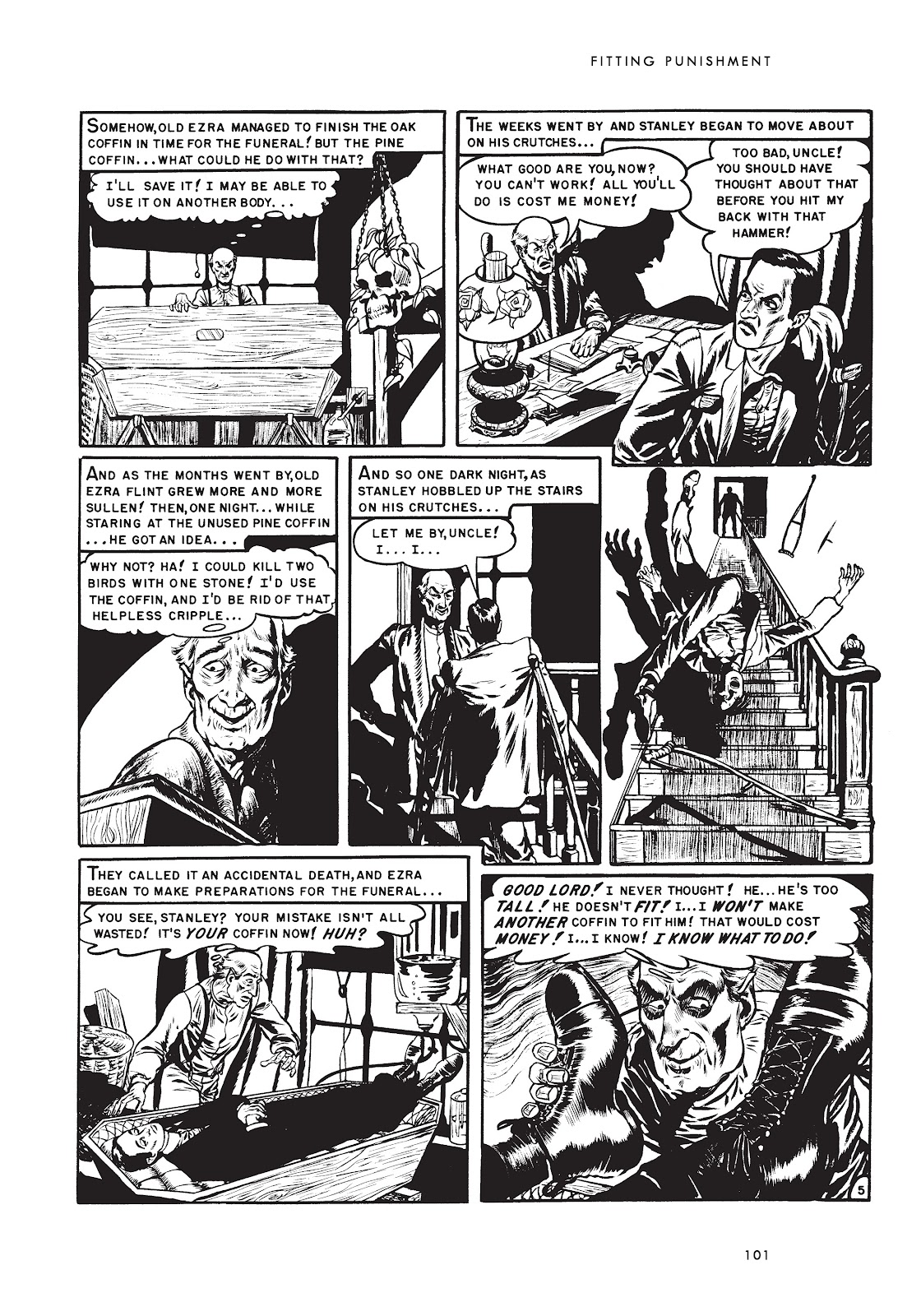 Read online Doctor of Horror and Other Stories comic -  Issue # TPB (Part 2) - 17